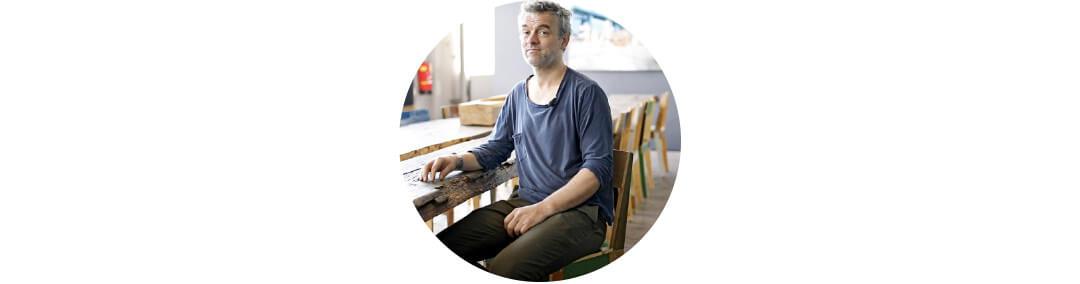 Dutch Designer Piet Hein Eek Anna Van Toor