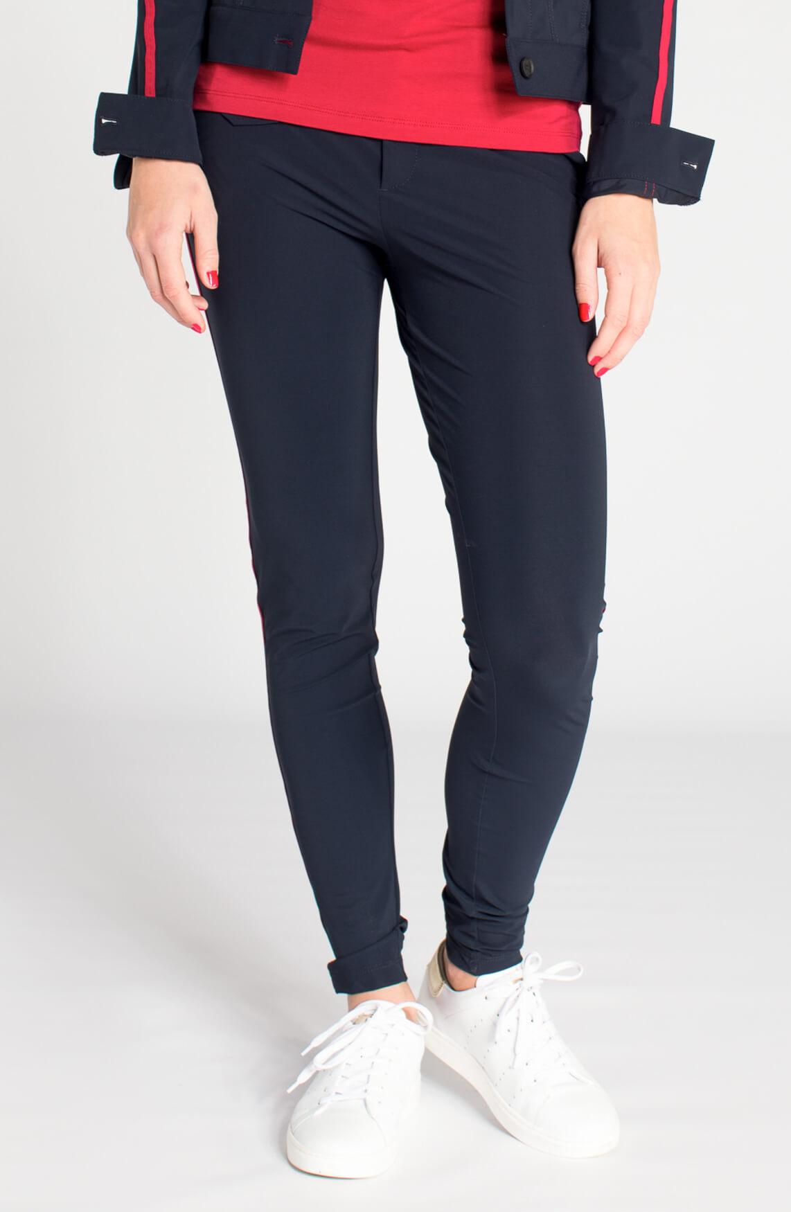 Penn & Ink Dames Sportieve pantalon marine