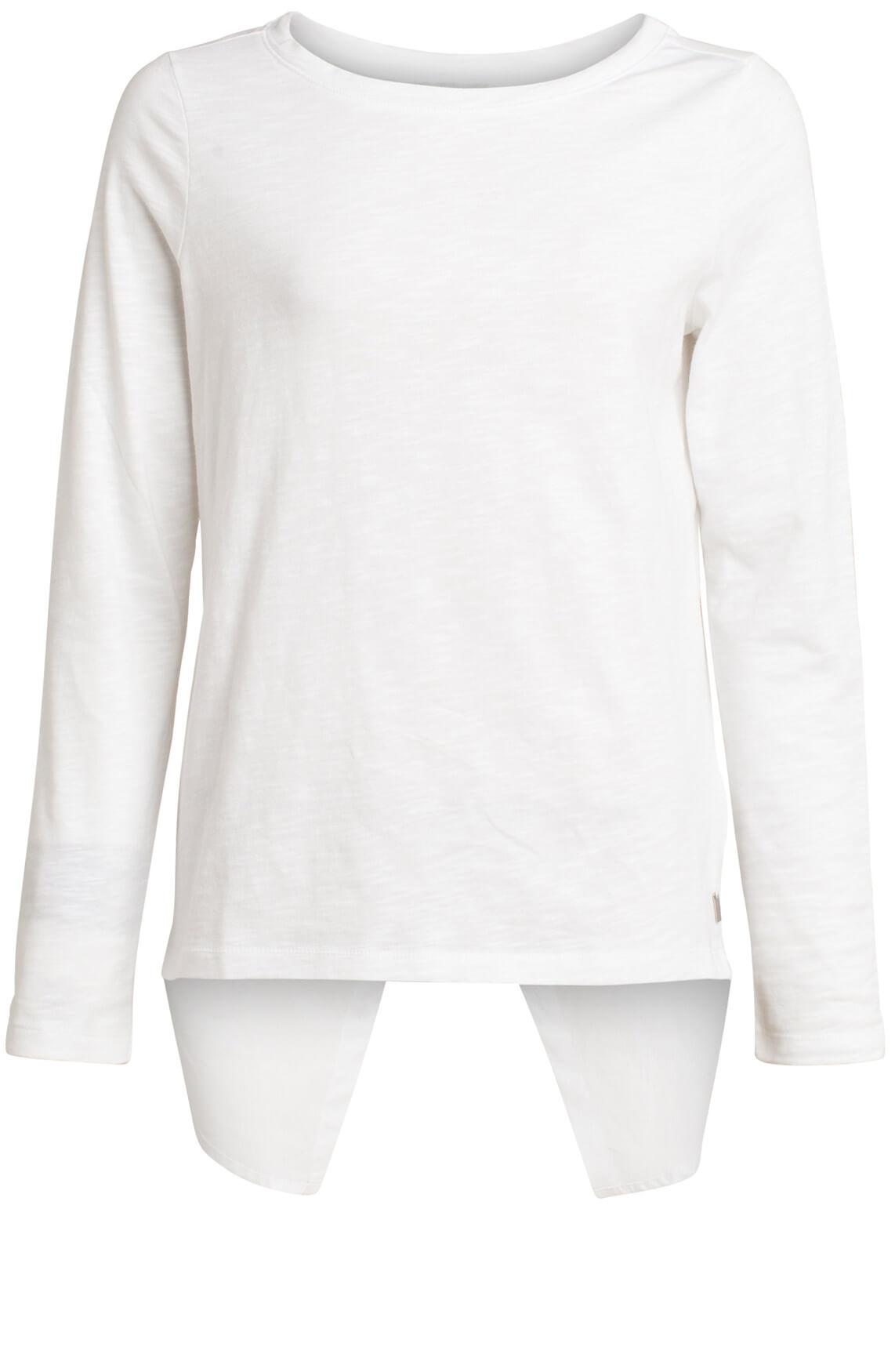 Anna Dames Shirt met blousedetail