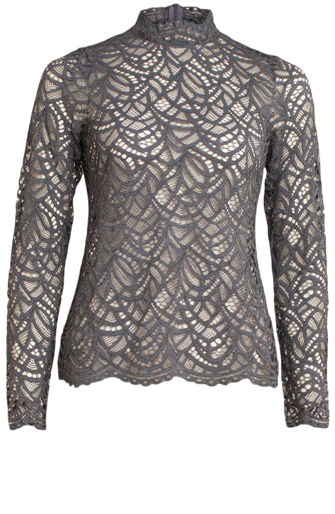 Anna Dames Kanten shirt