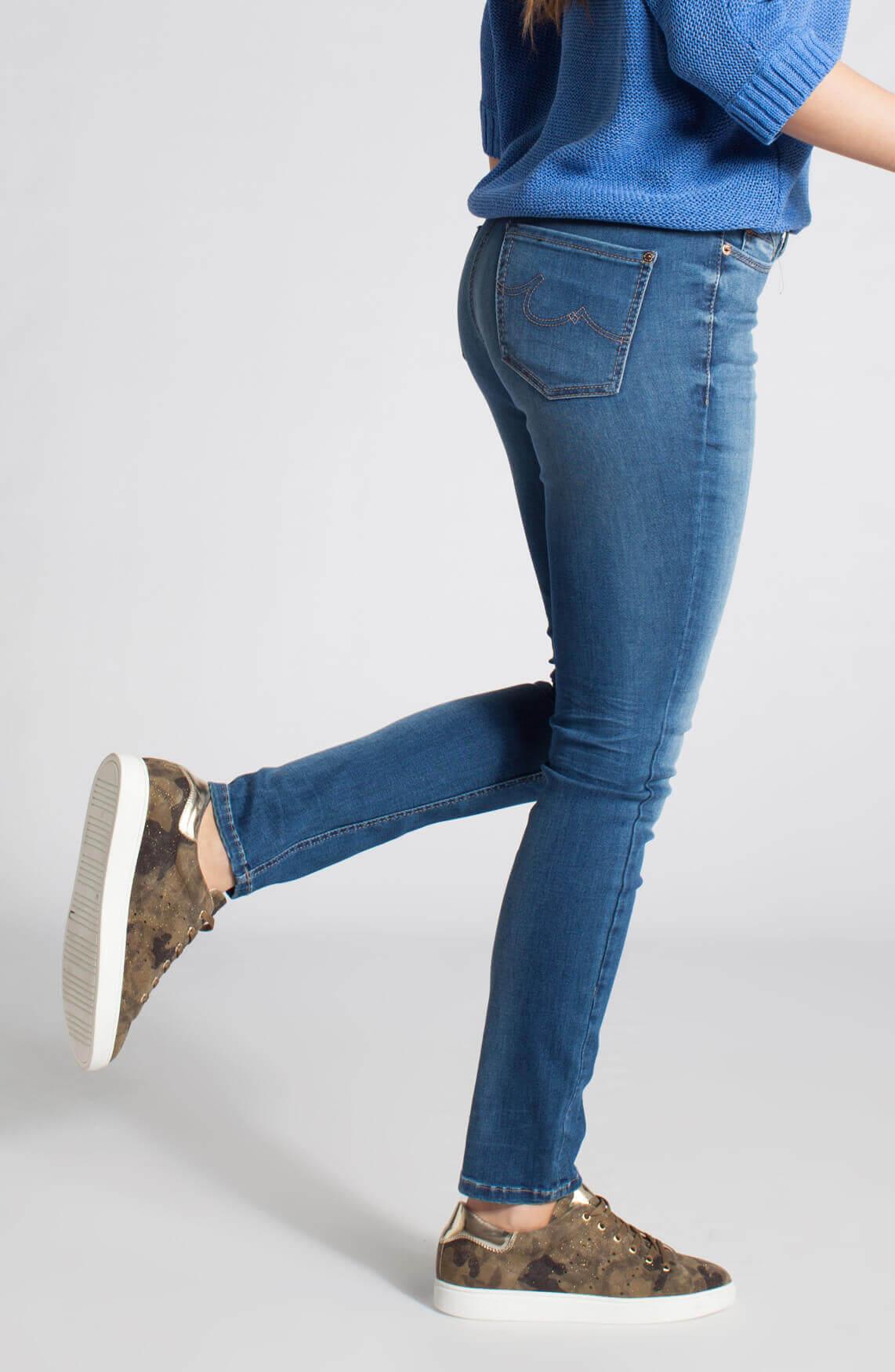 Cambio Dames Parla lichte jeans