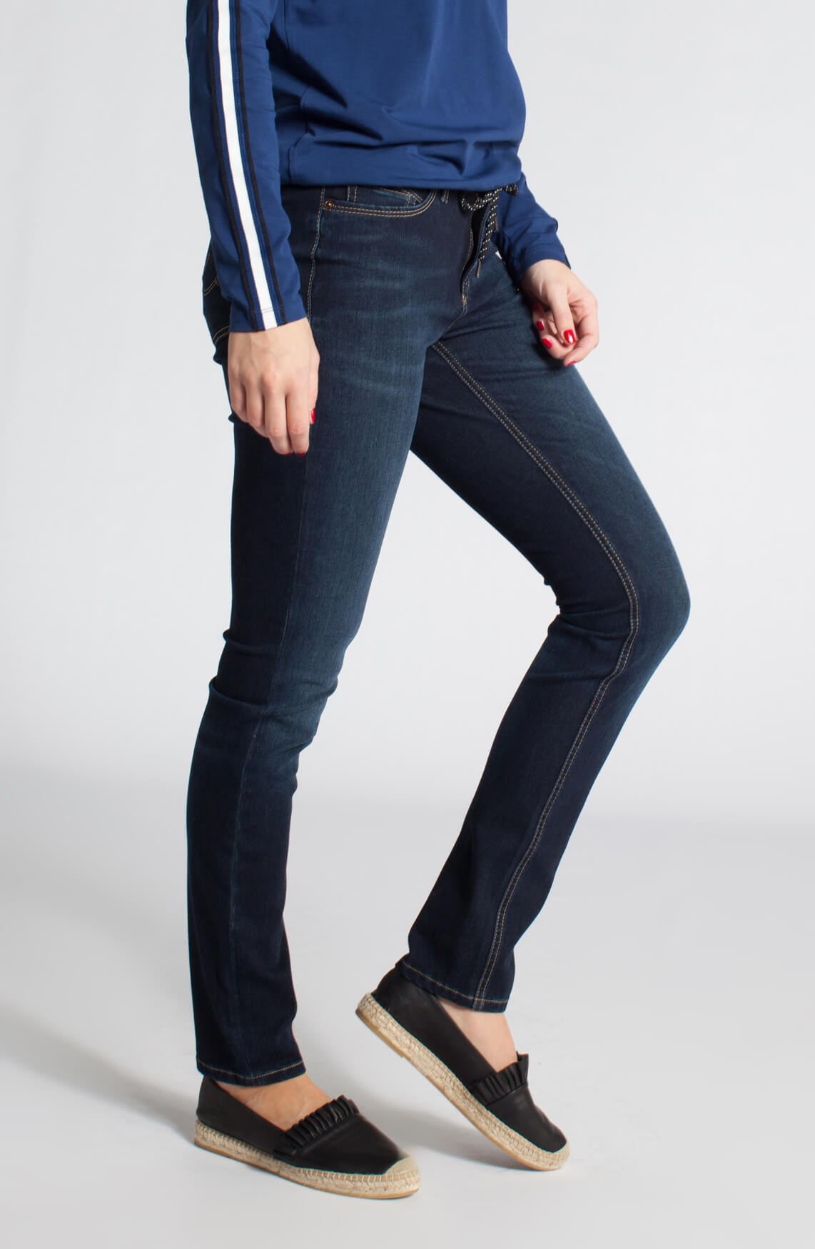Cambio Dames Parla donkere jeans