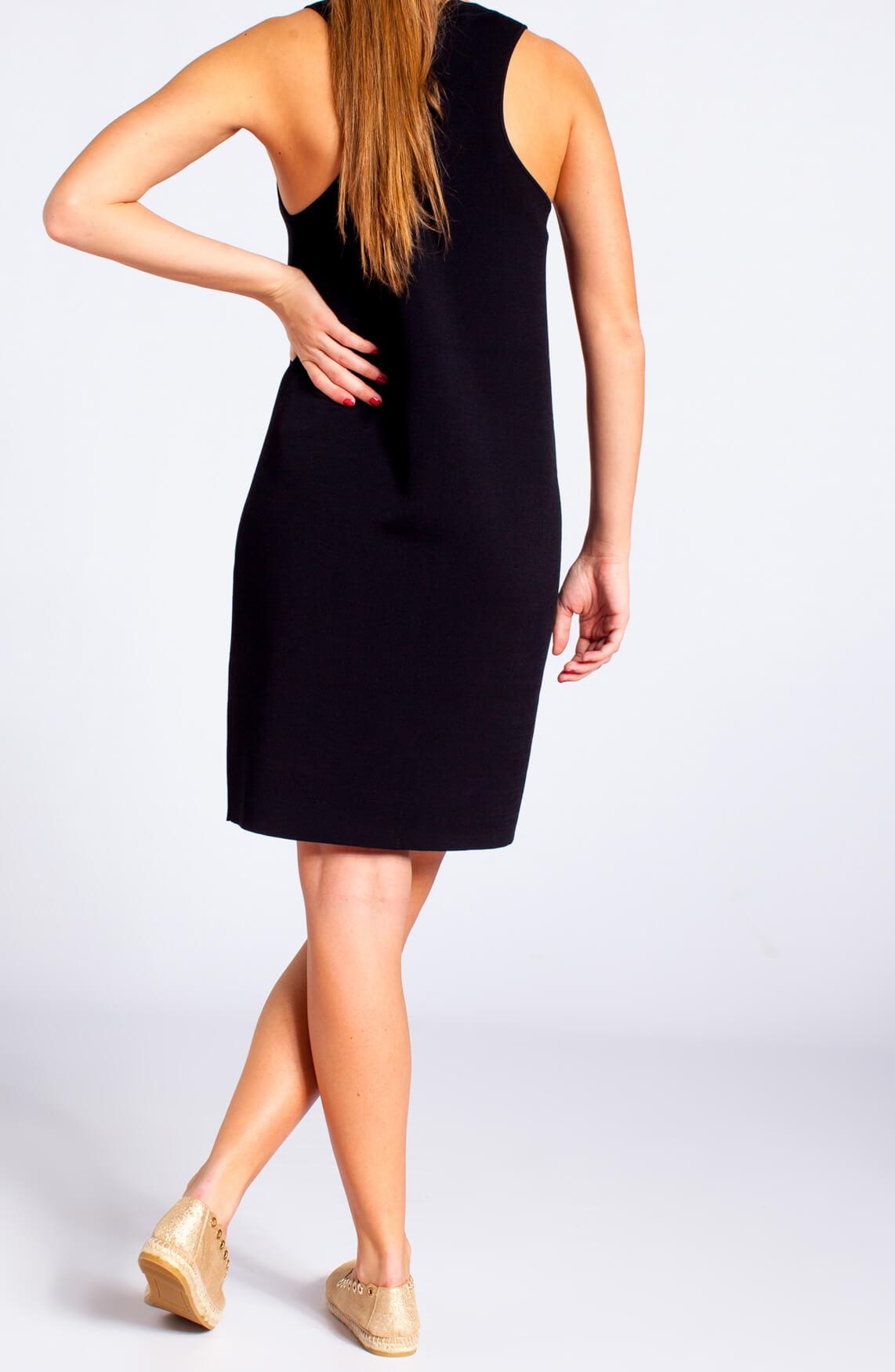 Drykorn Dames Lorena mouwloze jurk