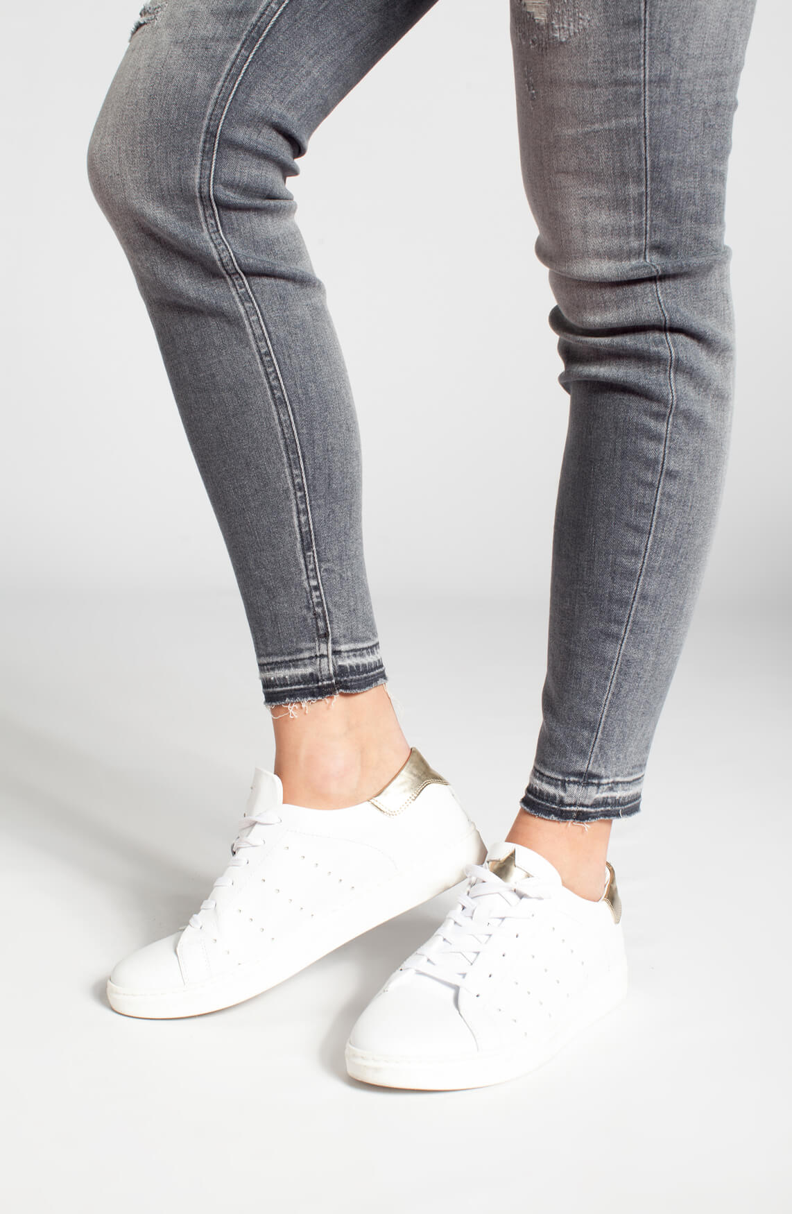 Drykorn Dames Need grijze jeans