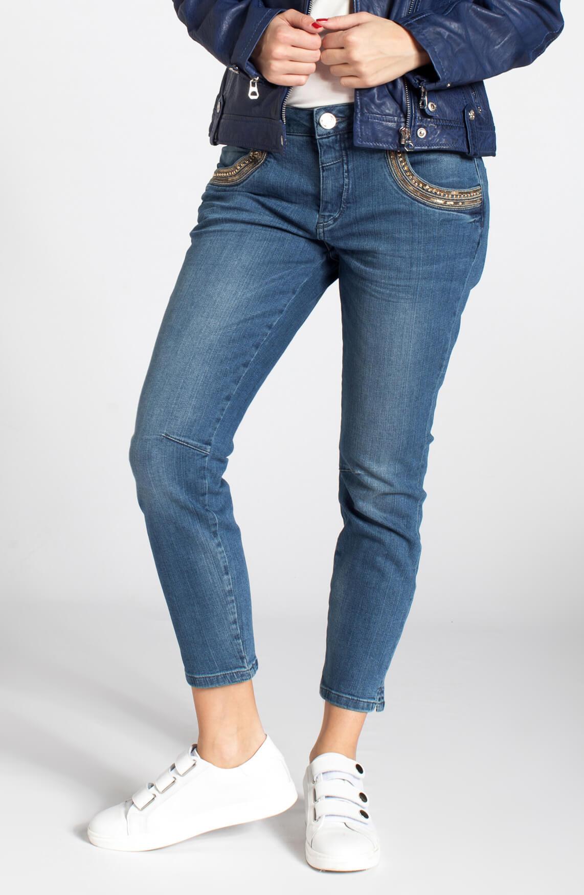 Mos Mosh Dames Naomi shine jeans