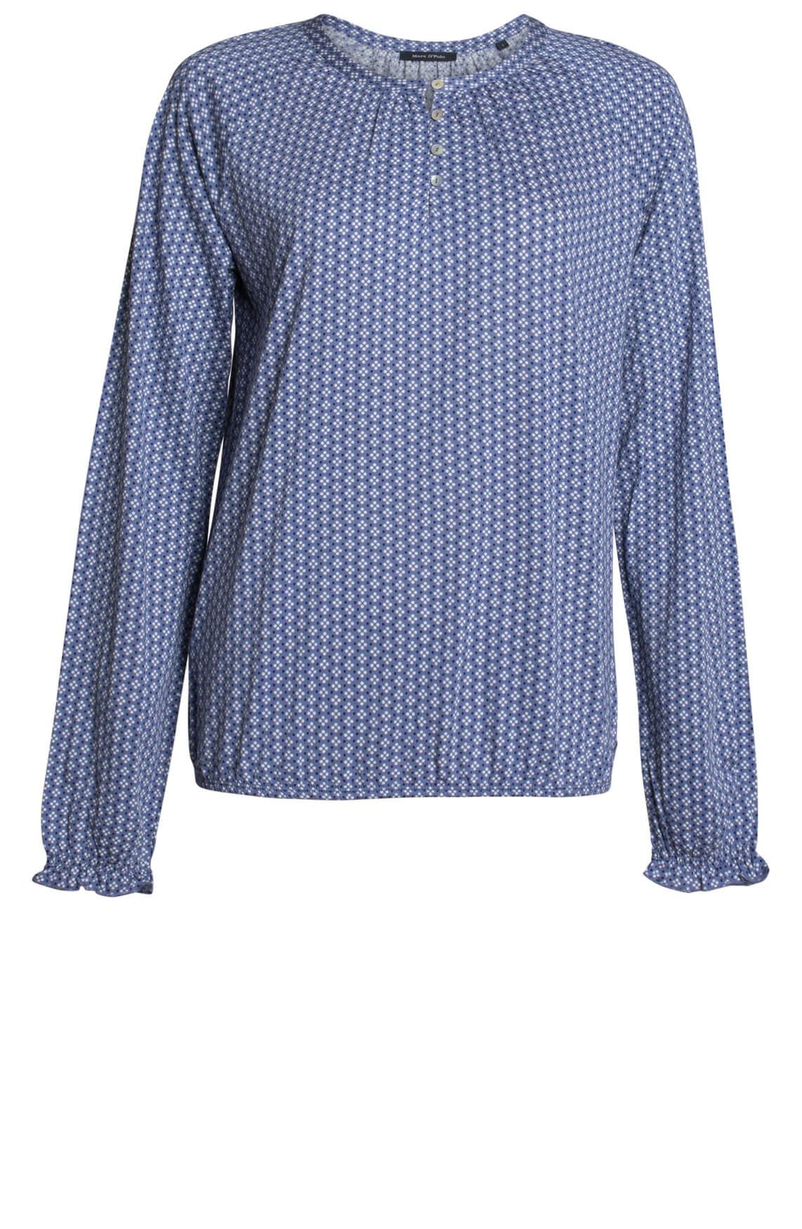 marc-opolo Dames Shirt met print