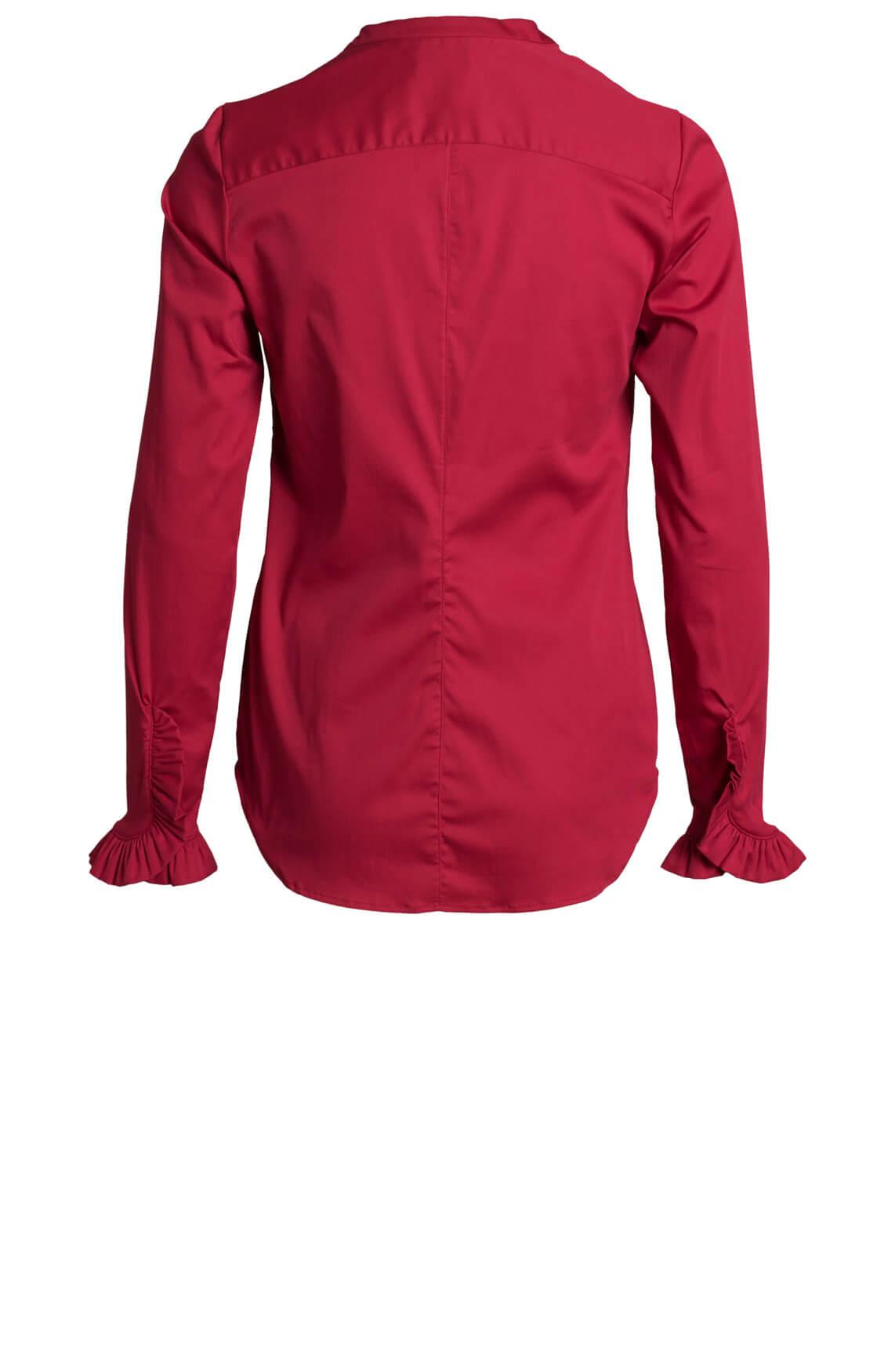 Mos Mosh Dames Mattie sierlijke blouse 0