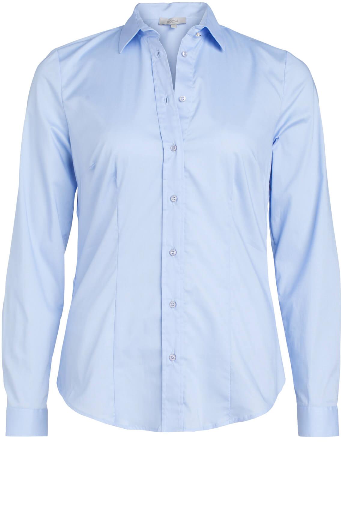 Kocca Dames Cirlew blouse blauw 0
