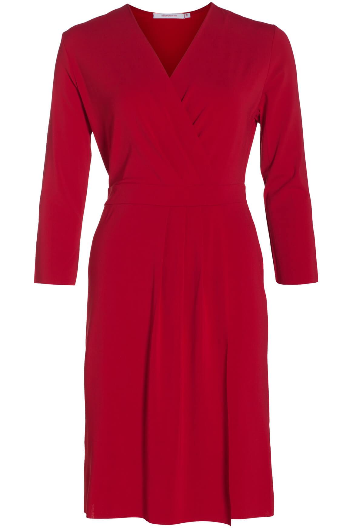 La Fée Maraboutée Dames Chique jurk Rood