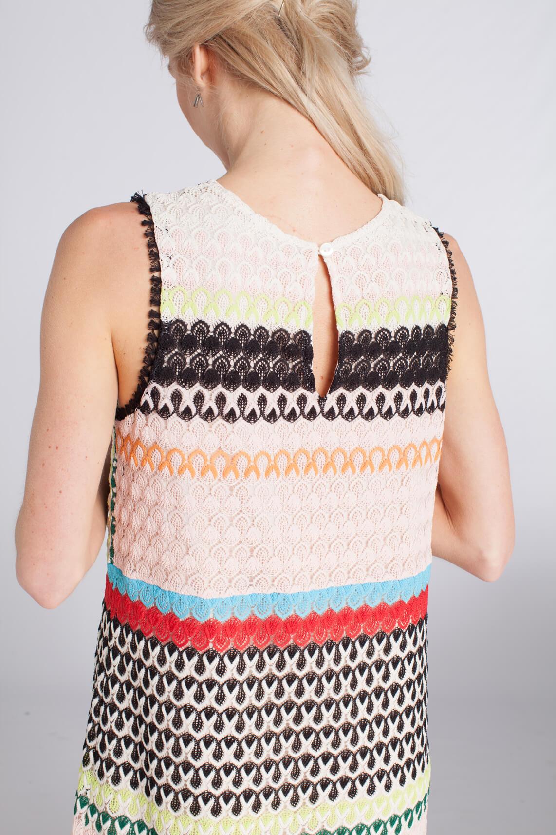 Ana Alcazar Dames Kleurrijke jurk MultiColor