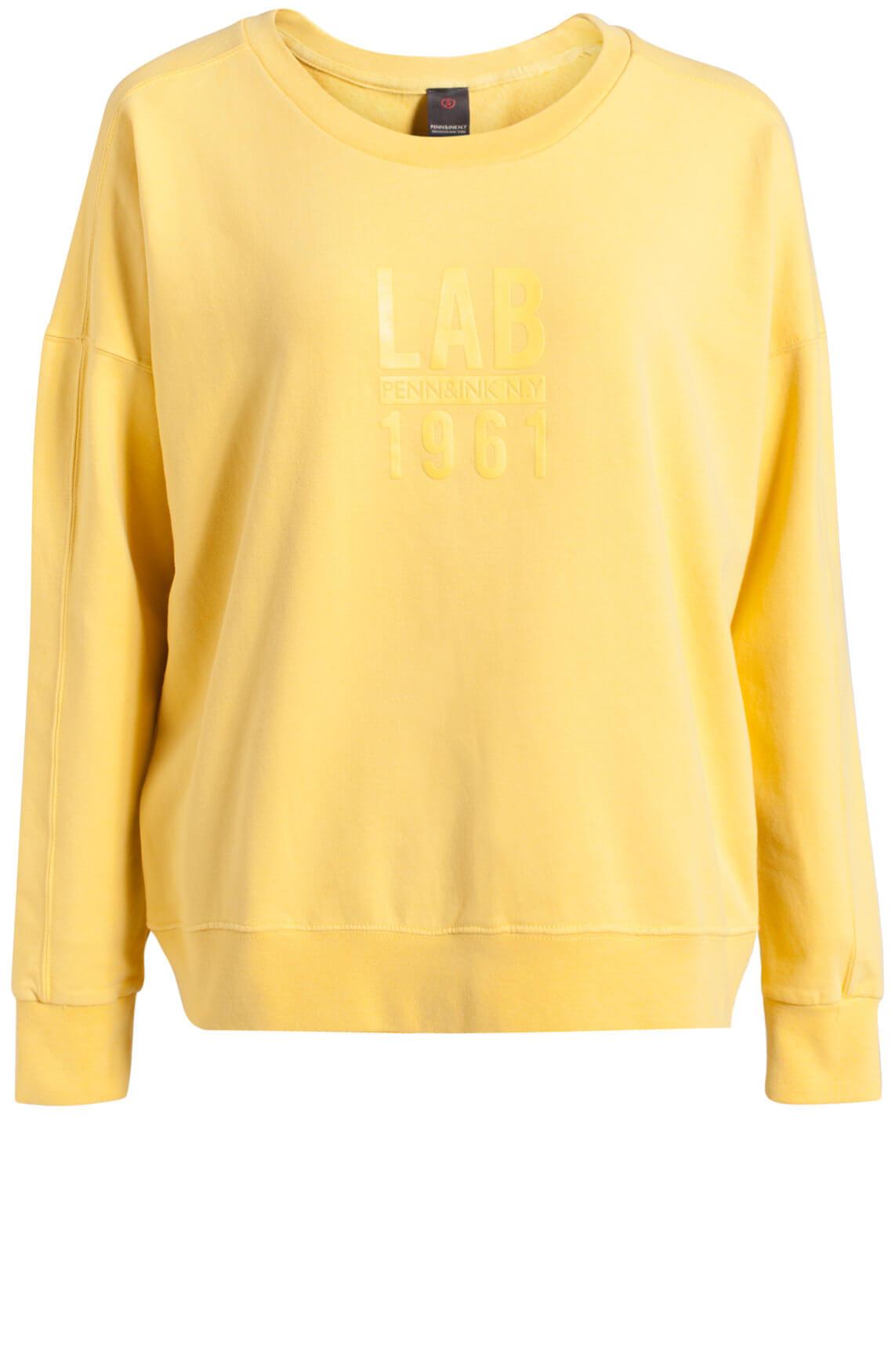 PennInk Sweater 1961' GeelAnna Van 'lab Dames Toor odxBCer