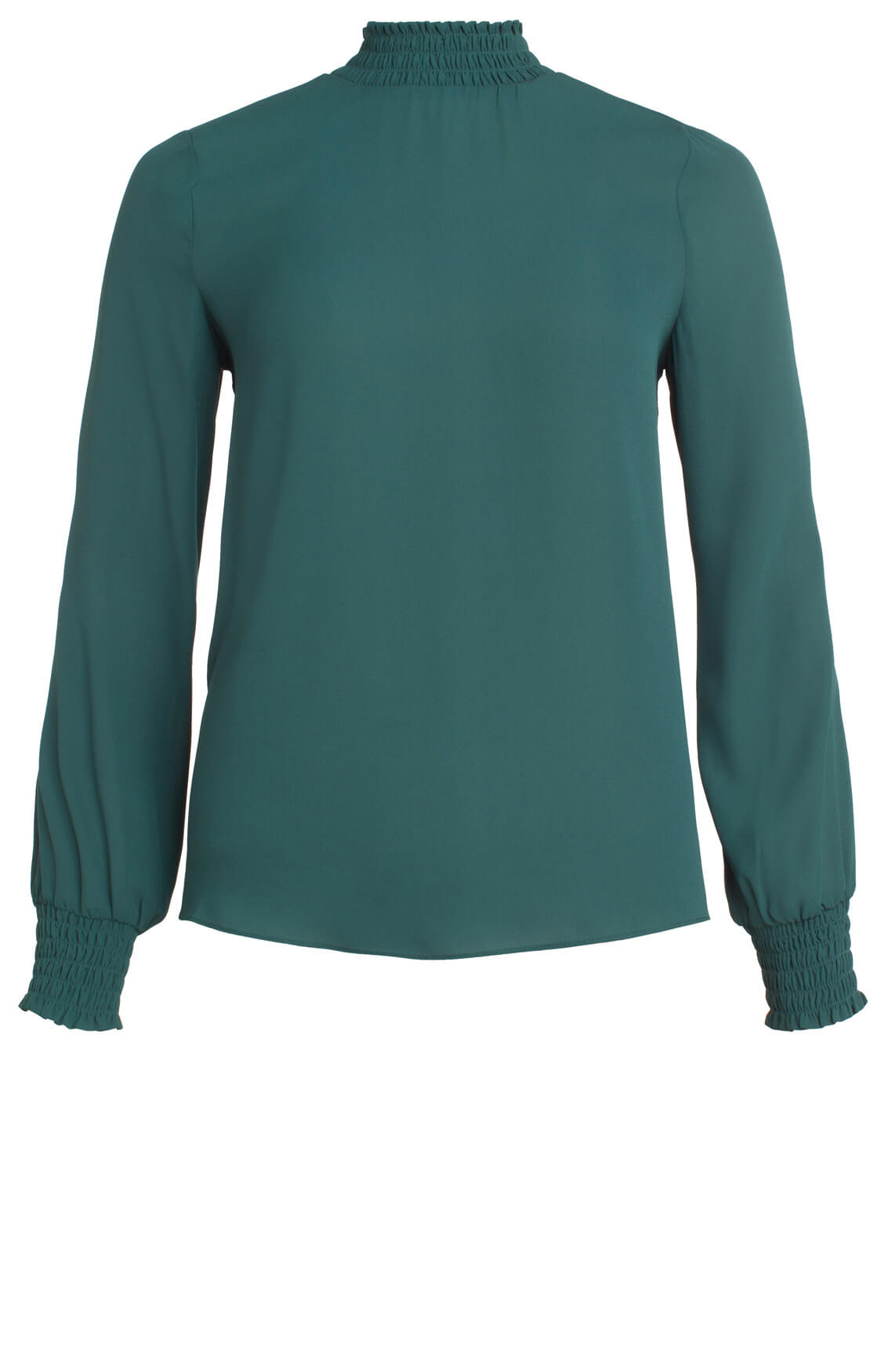Kocca Dames Donald blouse groen