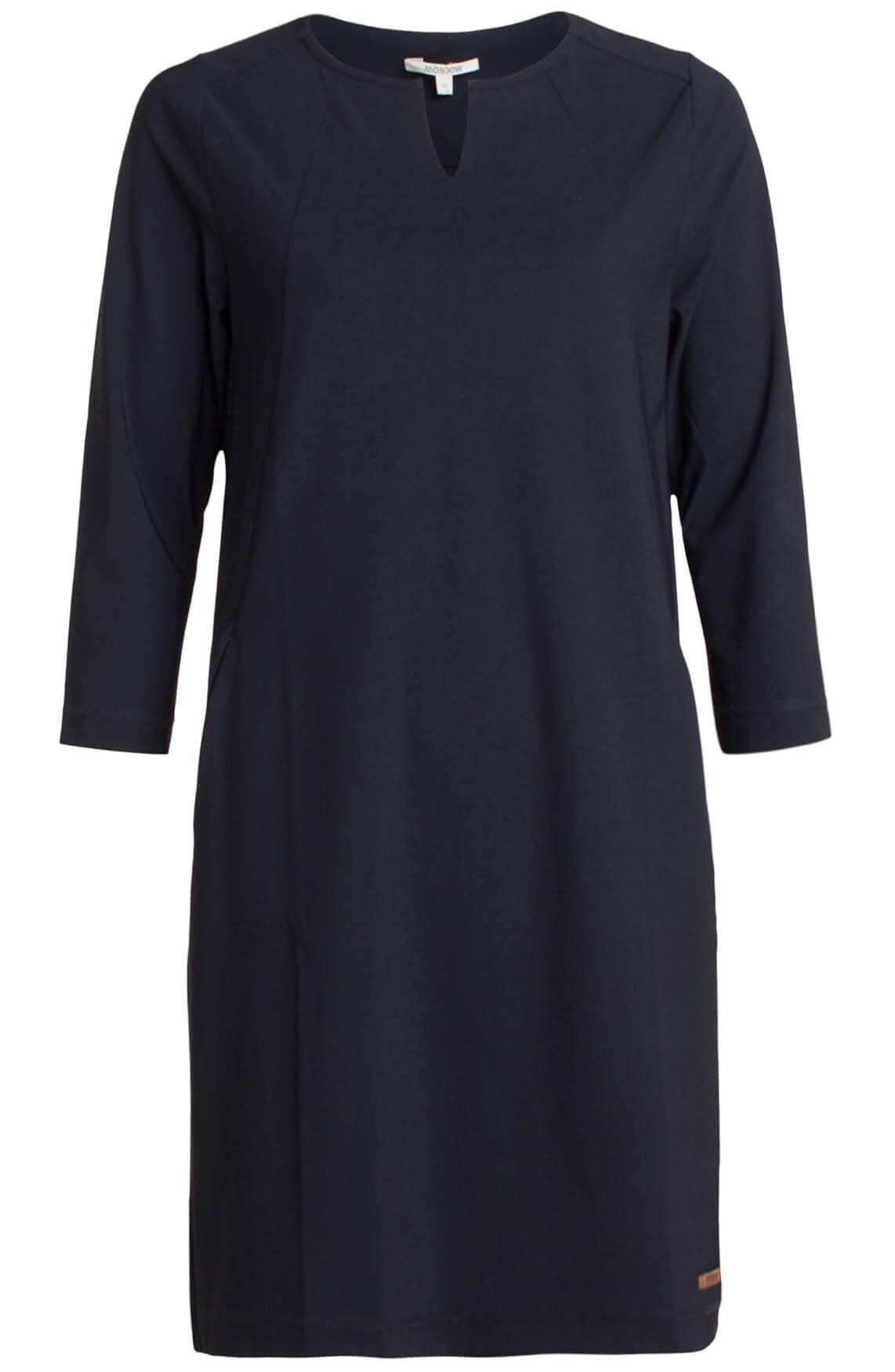 Moscow Dames Sportieve jurk Blauw
