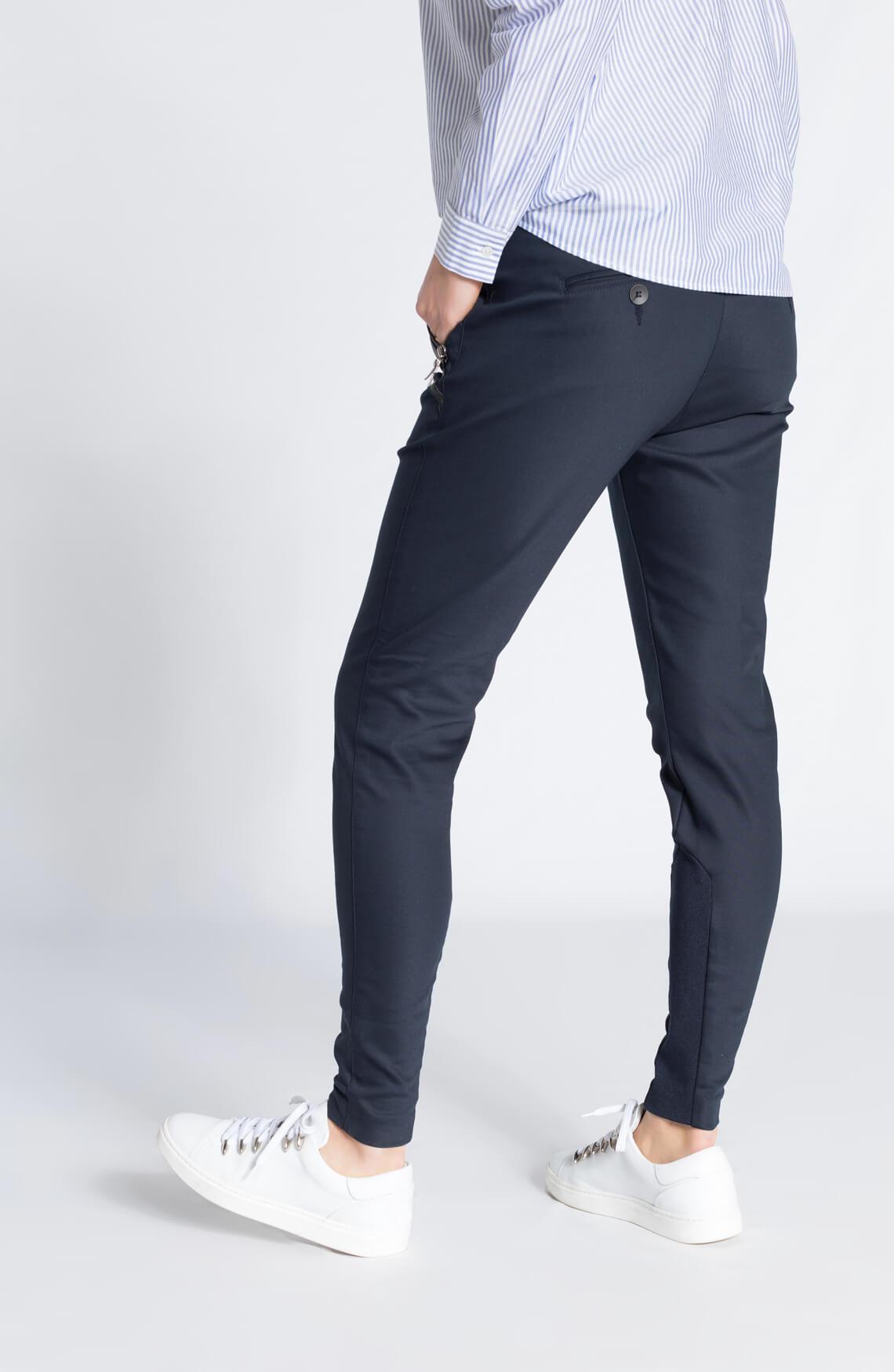 Mos Mosh Dames Milton pantalon Blauw