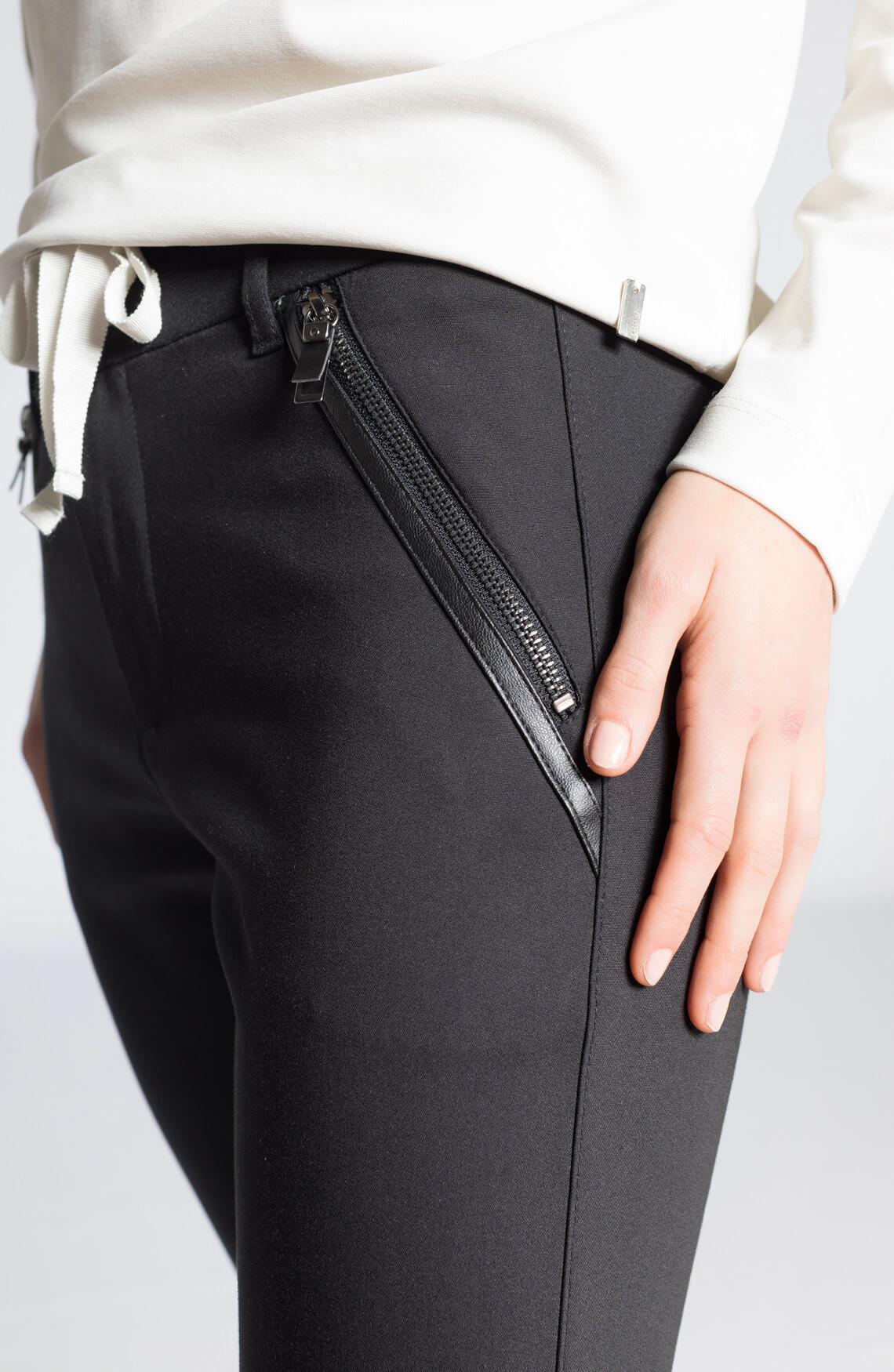 Mos Mosh Dames Milton pantalon zwart