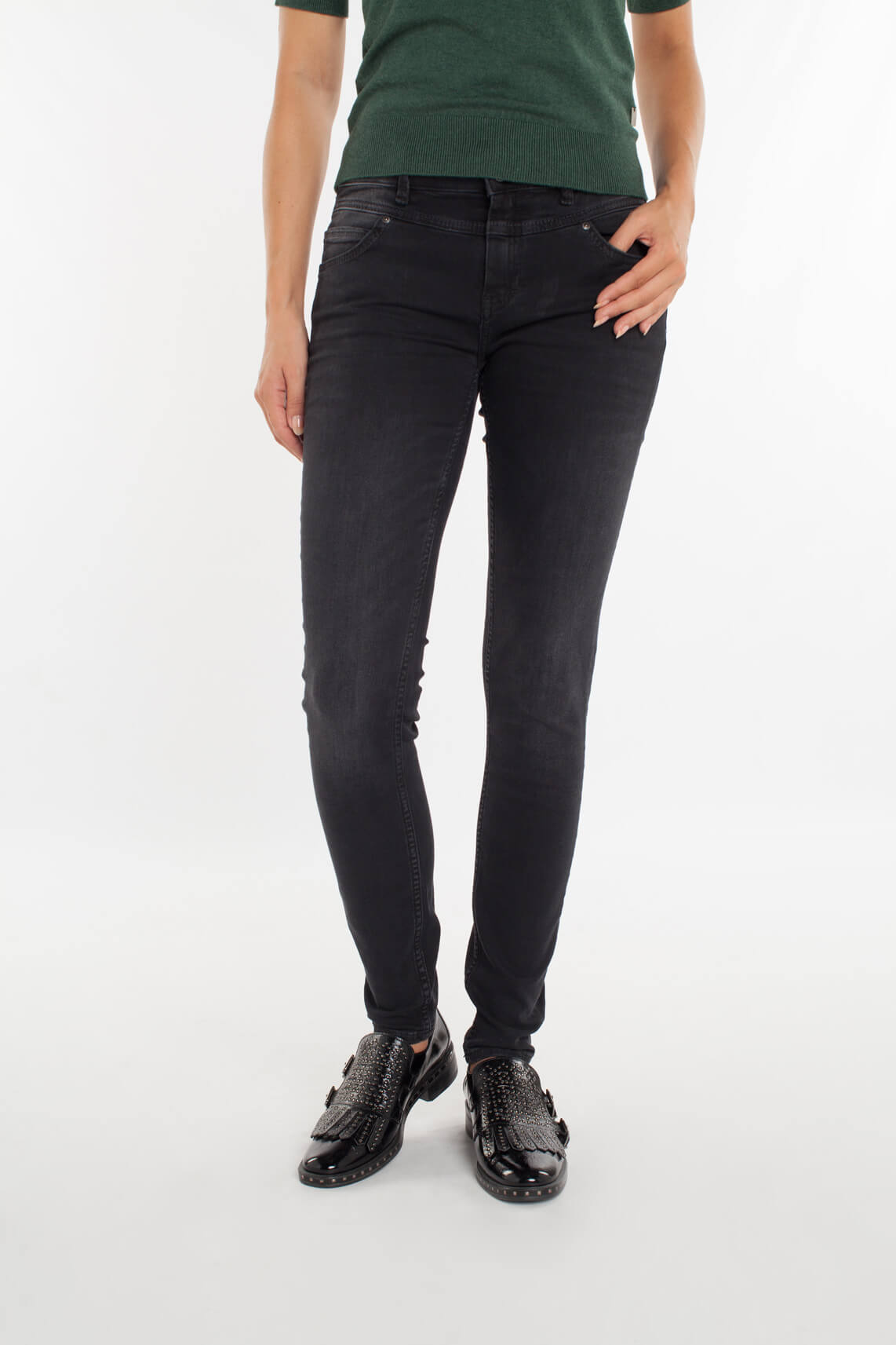 Rosner Dames Antonia skinny jeans zwart