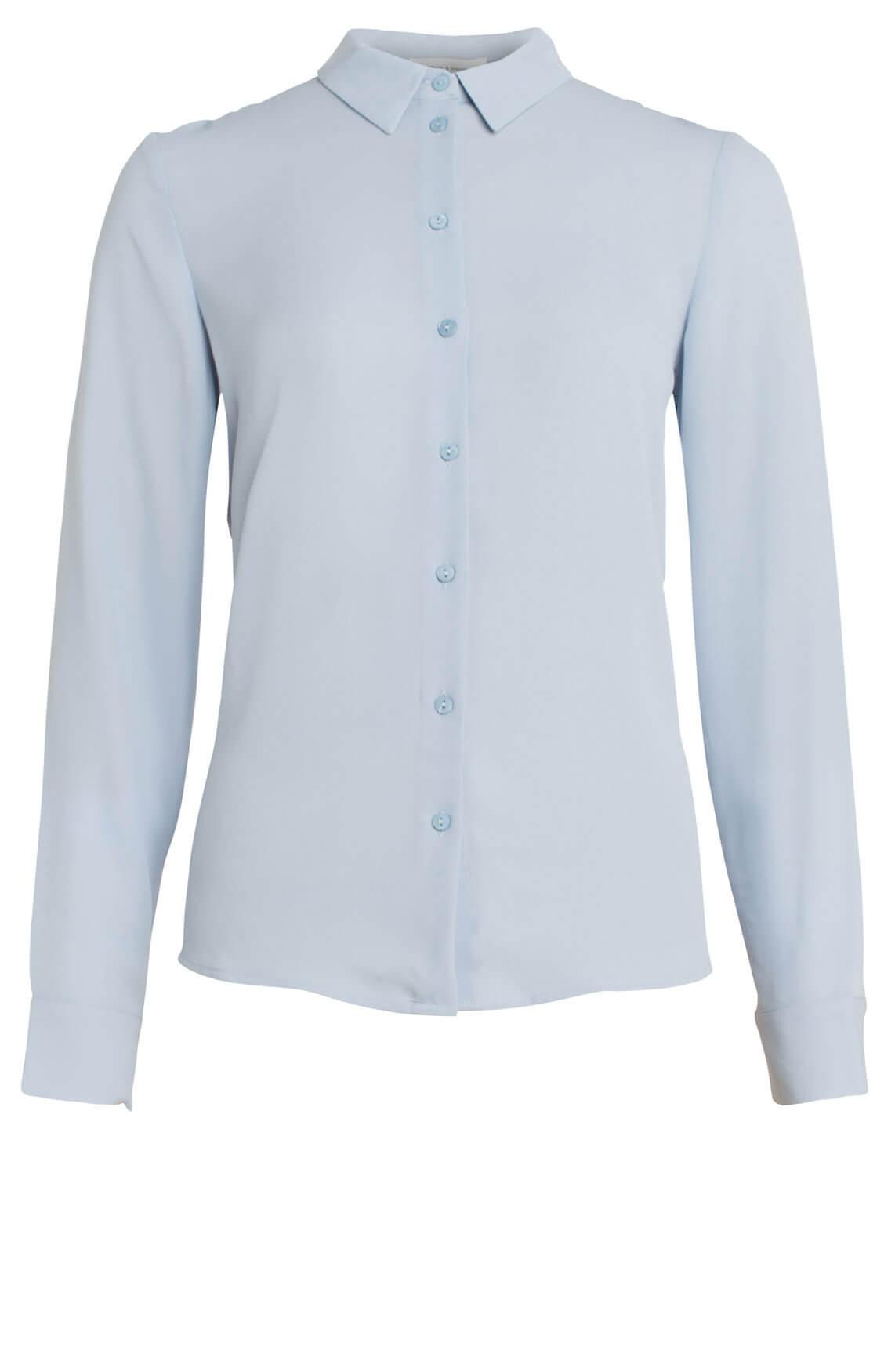 Samsoe Samsoe Dames Milly blouse Blauw