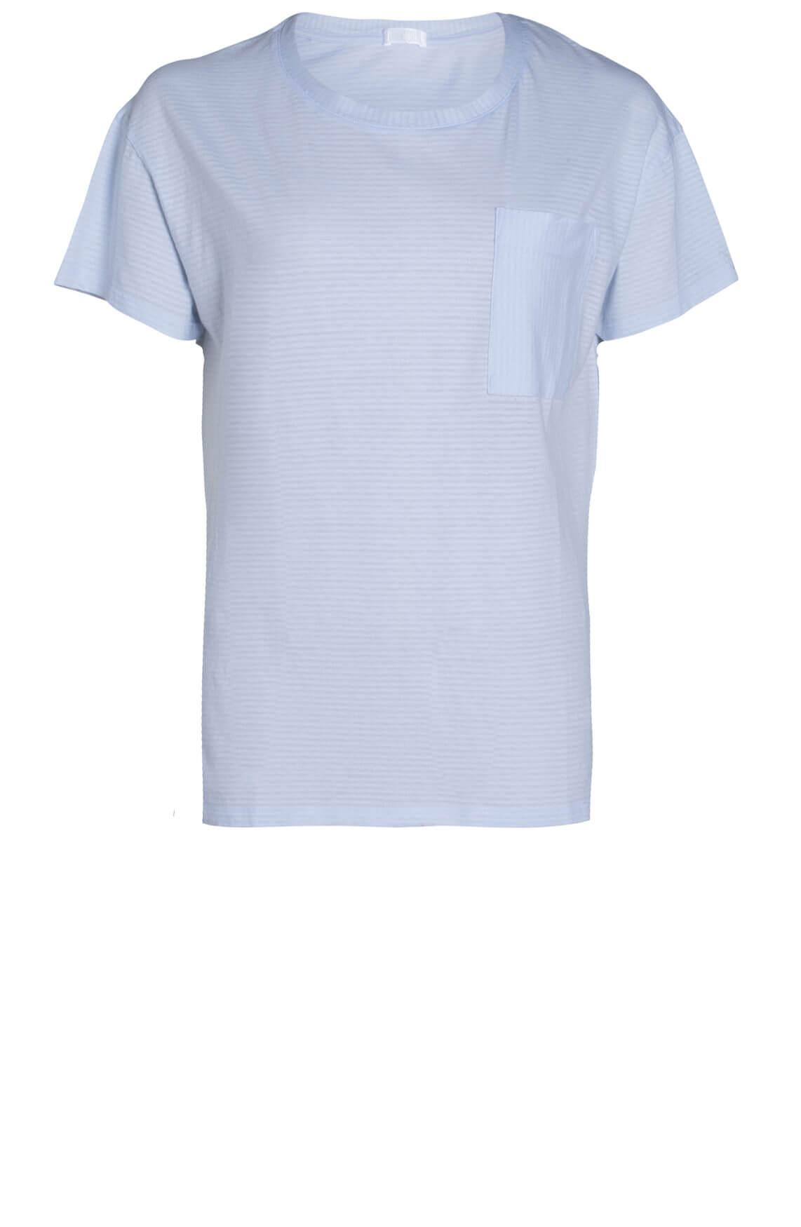 Drykorn Dames Letice shirt Blauw