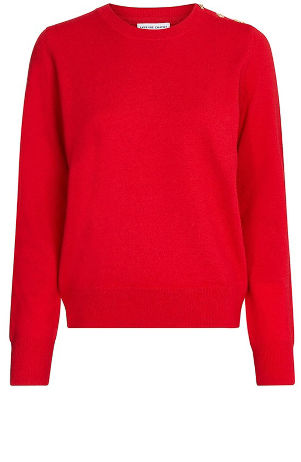 Fabienne Chapot Dames Molly pullover Rood