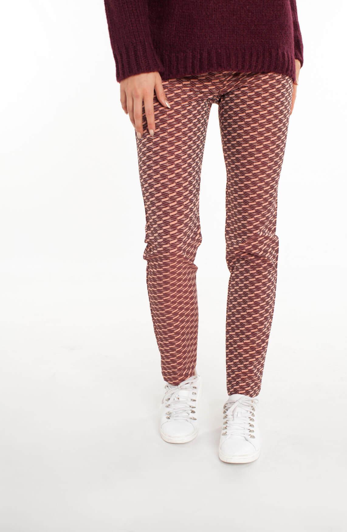 Fabienne Chapot Dames Sabeth pantalon Rood
