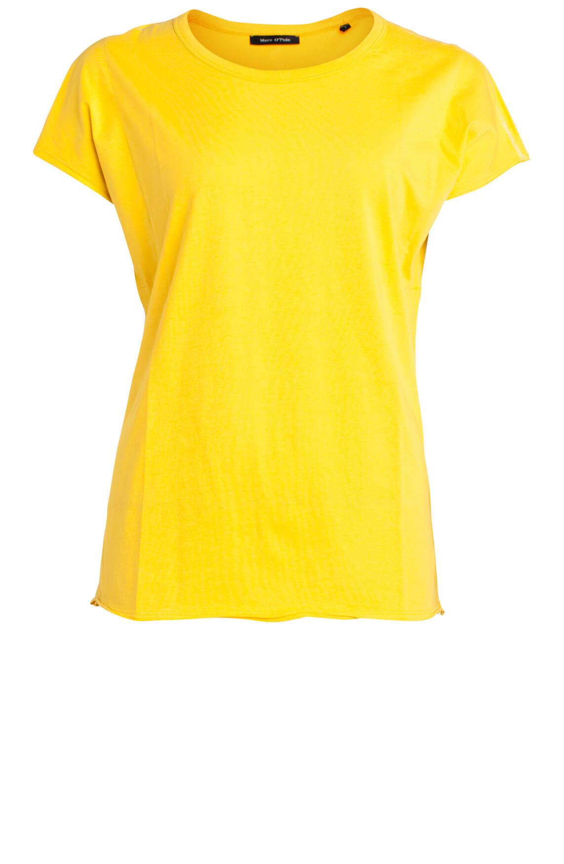 Marc O'Polo Dames Shirt yellow geel