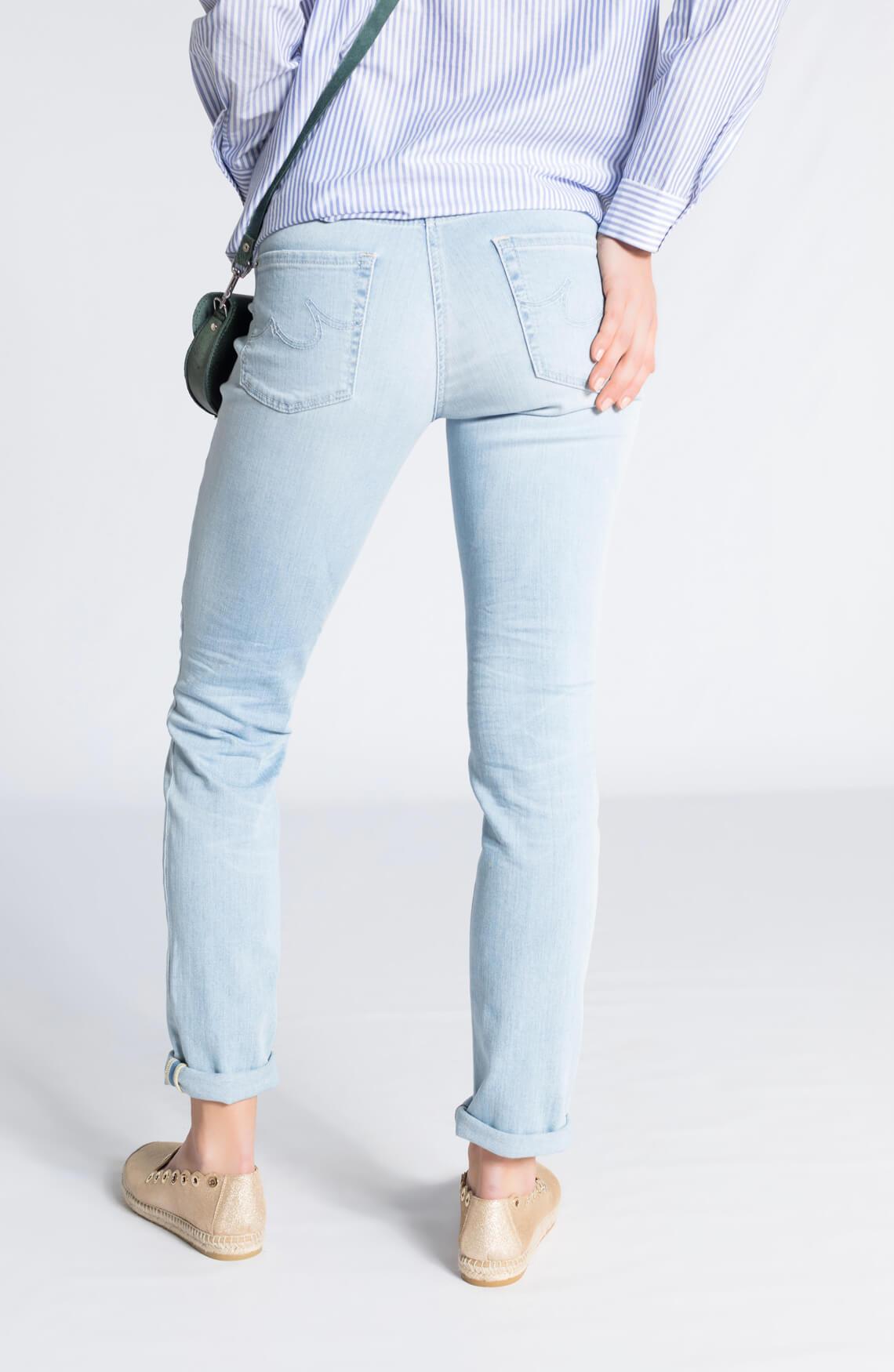 Cambio Dames Parla vintage jeans Blauw