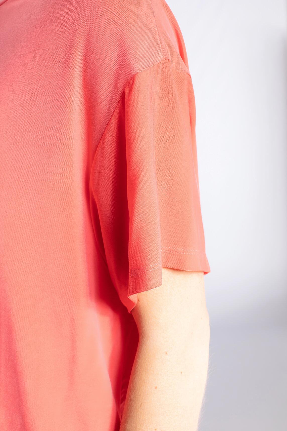 Drykorn Dames Kyla shirt koraal Rood