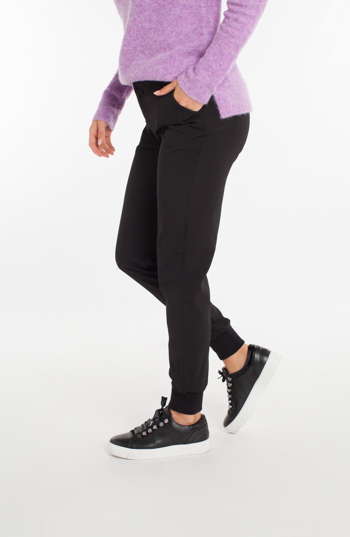 Second Female Dames Killi pantalon zwart