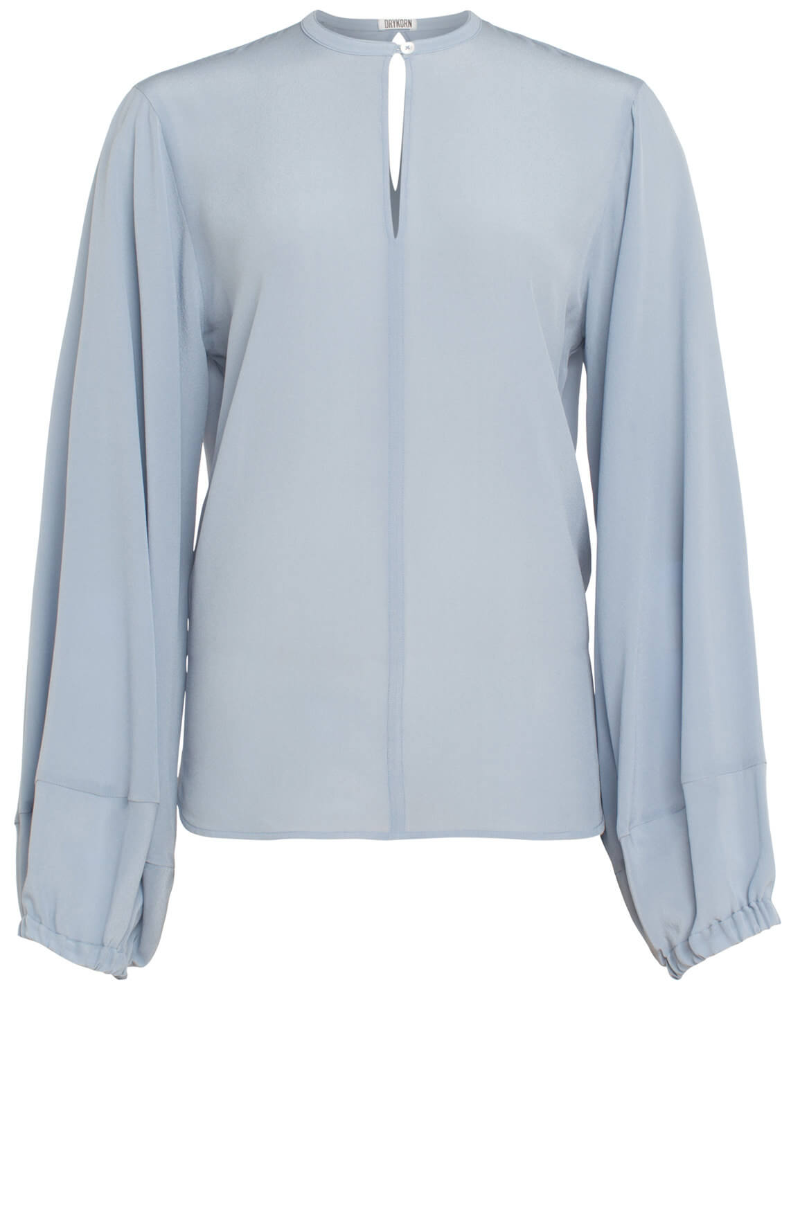 Drykorn Dames Aylin chique blouse Blauw