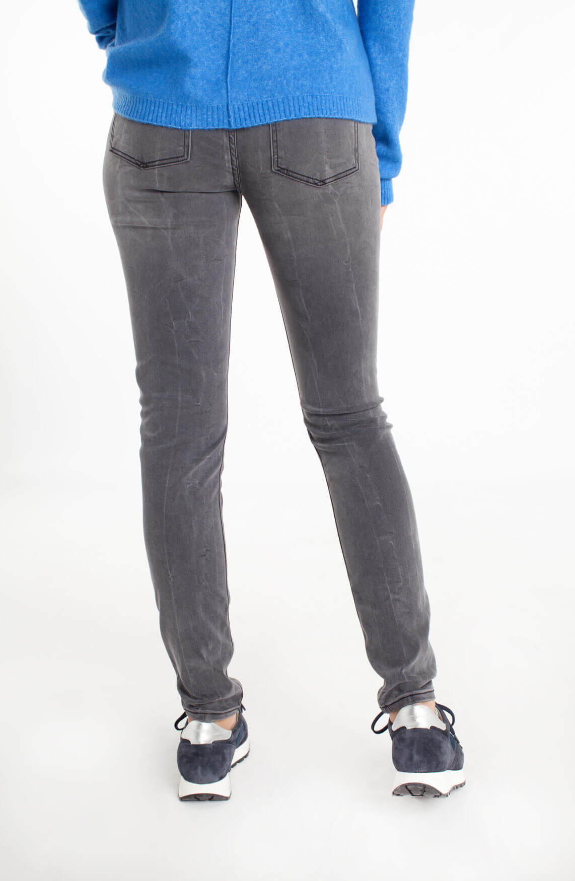 Drykorn Dames Pull jeans Grijs