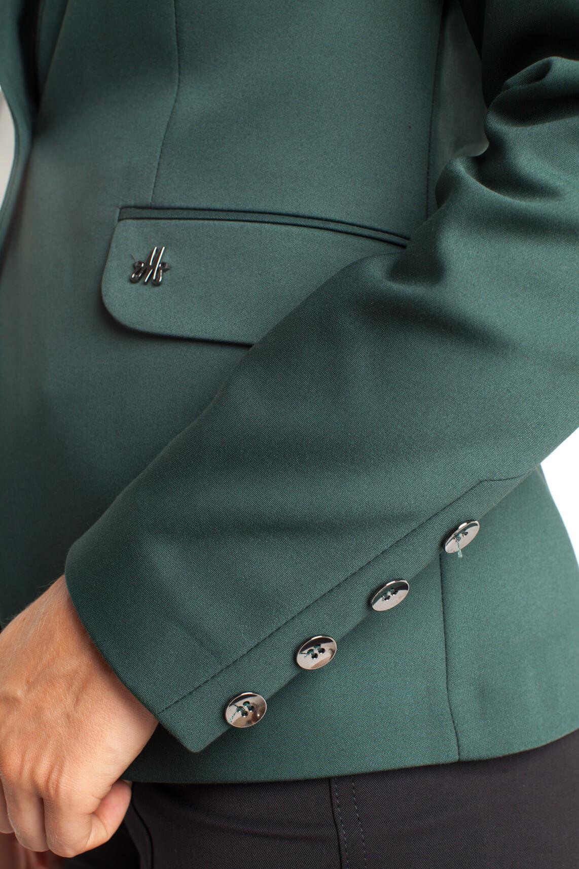 Mos Mosh Dames Blake blazer groen groen