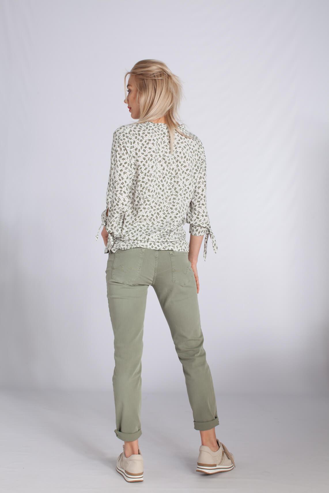 Rosner Dames Antonia jeans groen