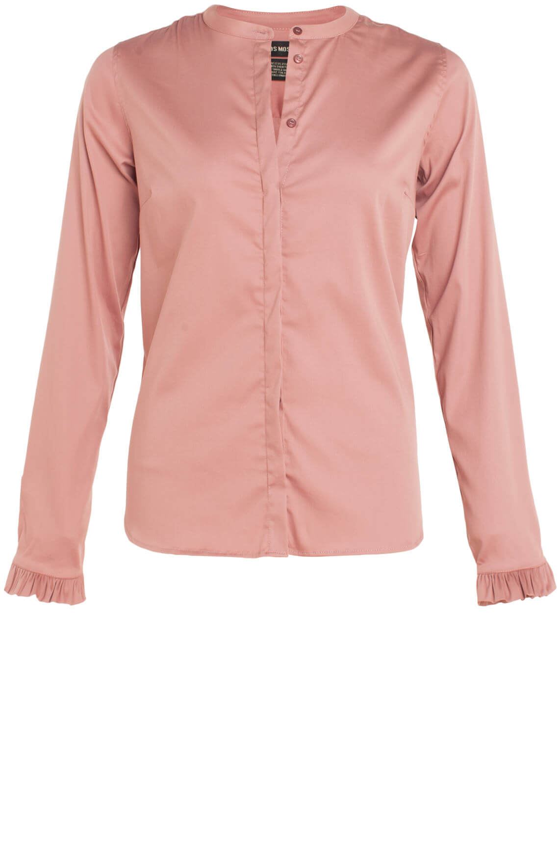 Mos Mosh Dames Mattie blouse roze