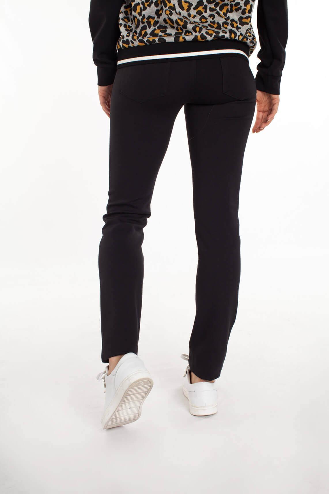 Rosner Dames Antonia stretch broek zwart