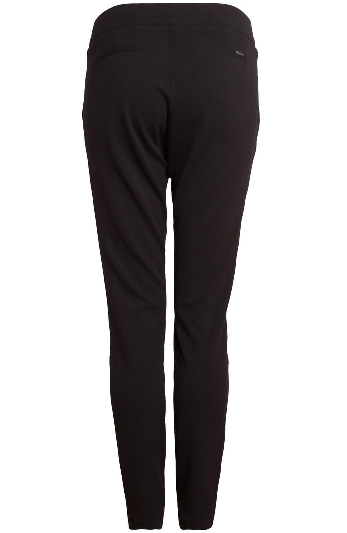 Anna Dames Sportieve pantalon zwart