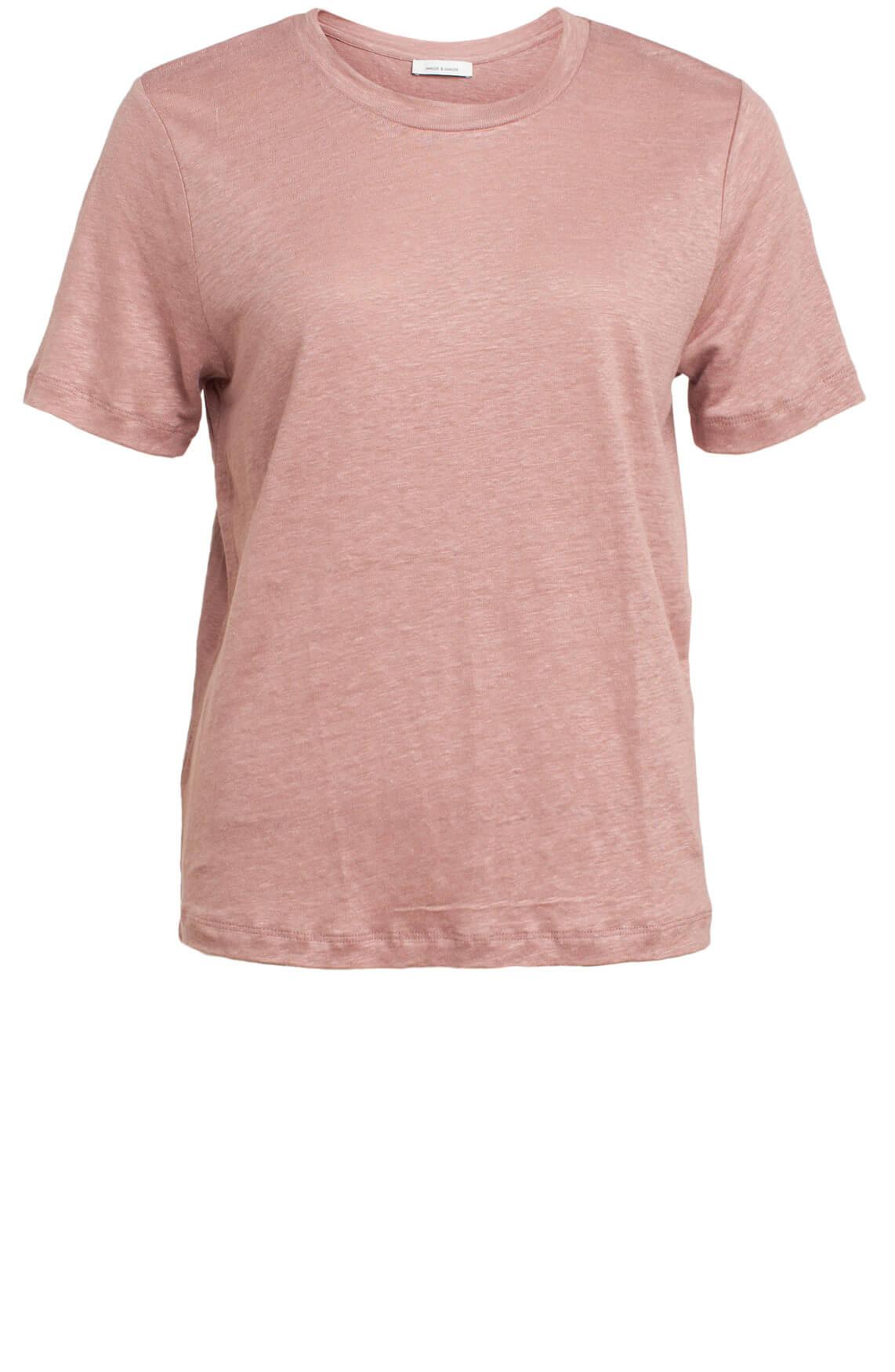 Samsoe Samsoe Dames Agnes shirt roze