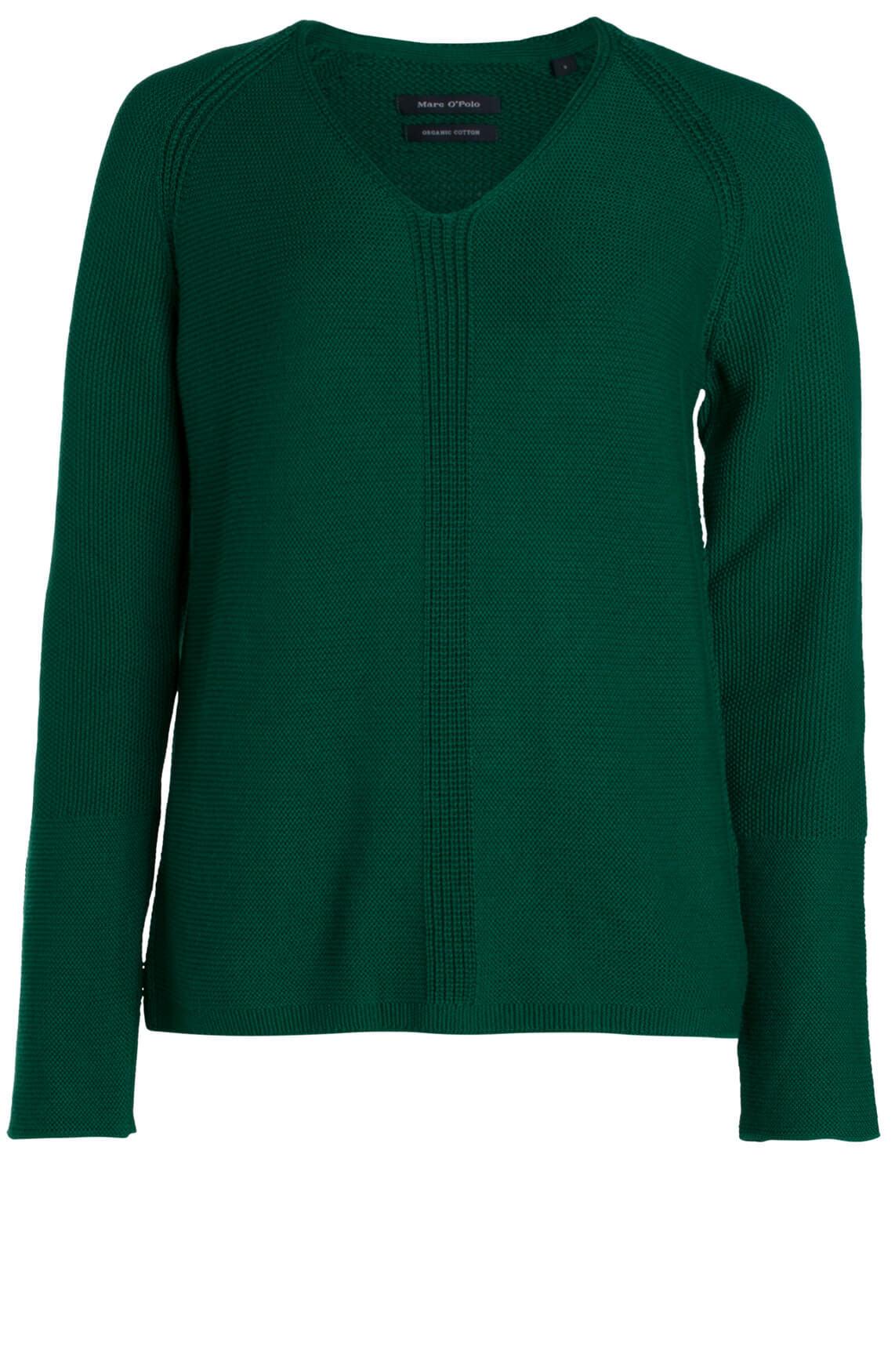 Marc O'Polo Dames Gebreide pullover groen