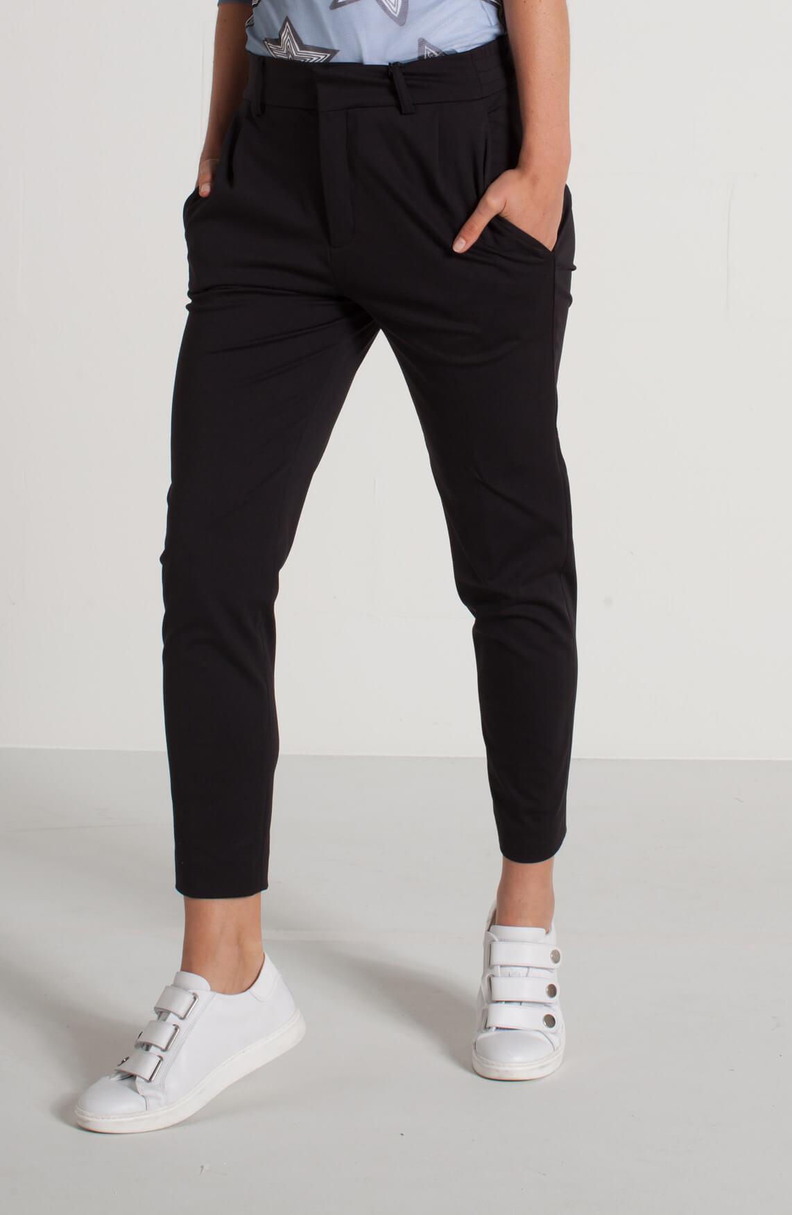 Drykorn Dames Find casual pantalon zwart