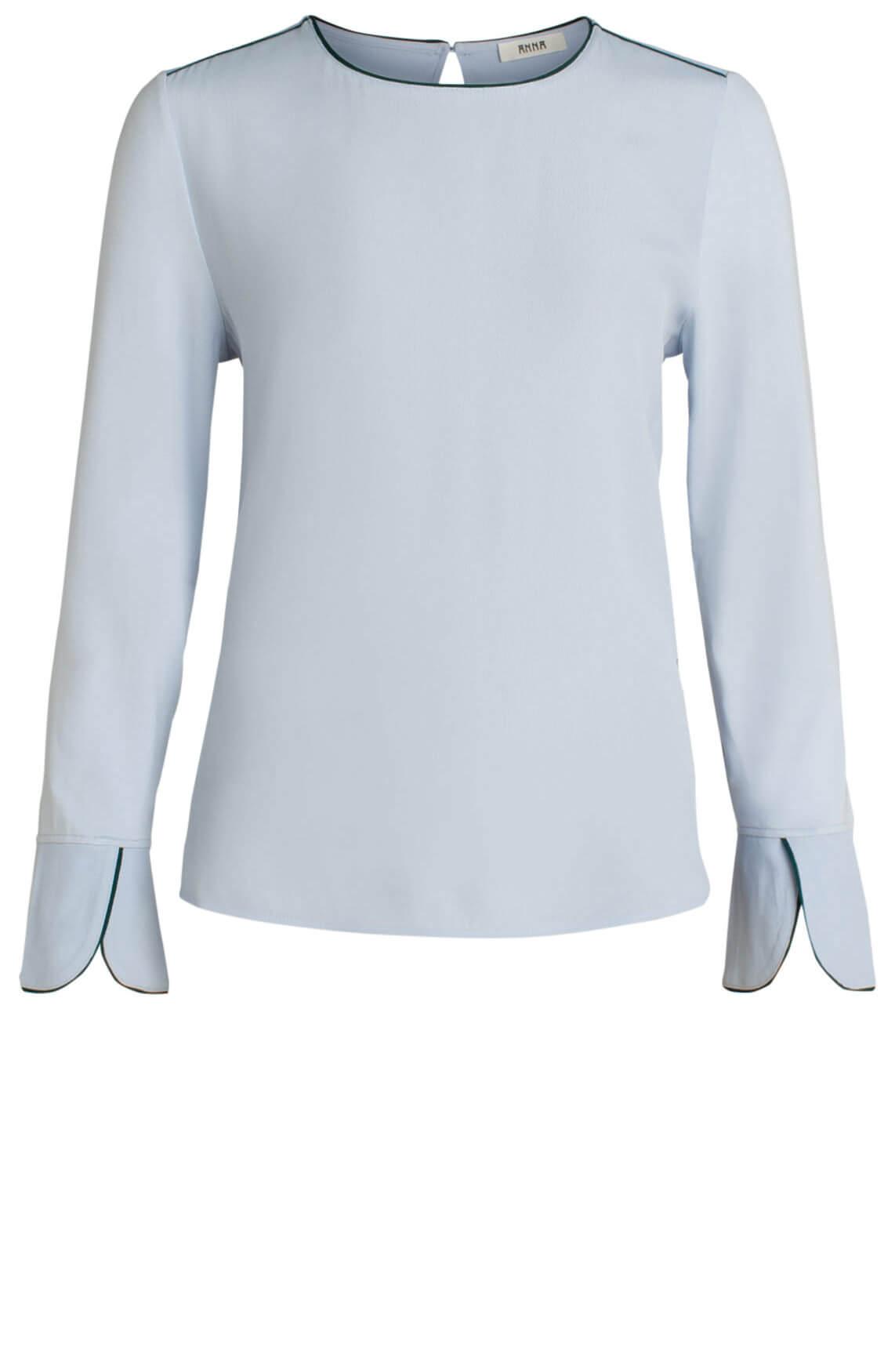 Anna Dames Elegante blouse 0