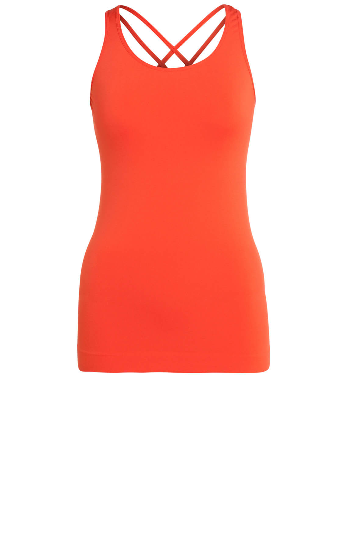 Anna Blue Dames Shapewear top Oranje