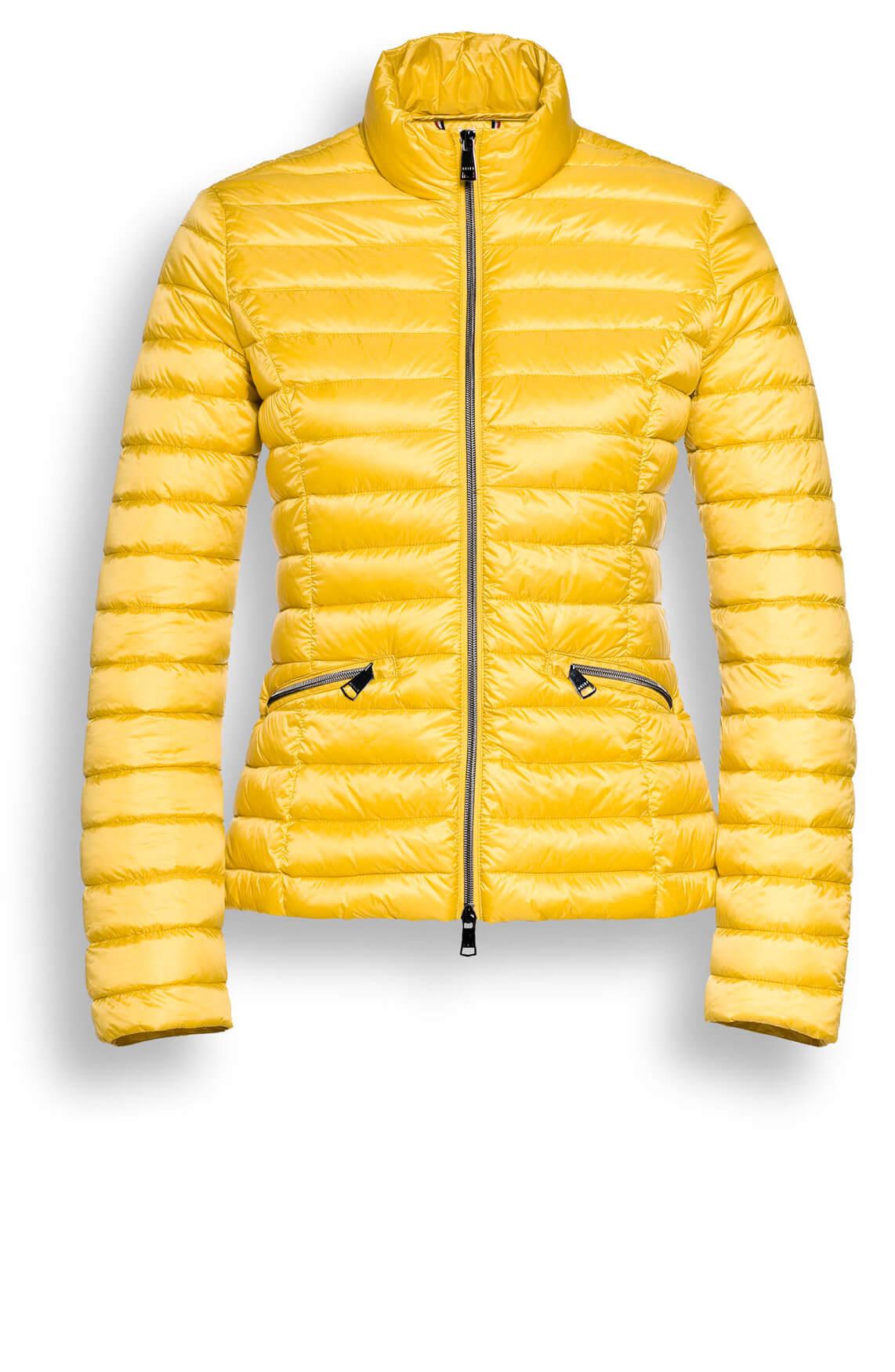 Reset Dames Paris donsjack geel