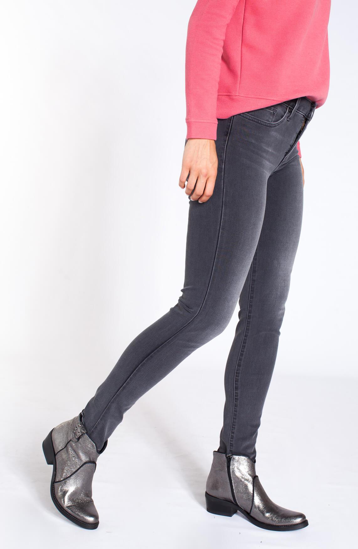 Levi s Dames Shaping skinny jeans Grijs
