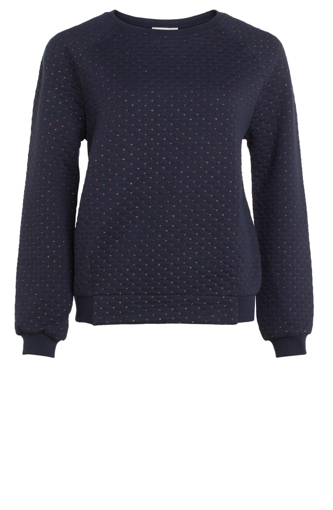 By-Bar Dames Jamy sweater Blauw