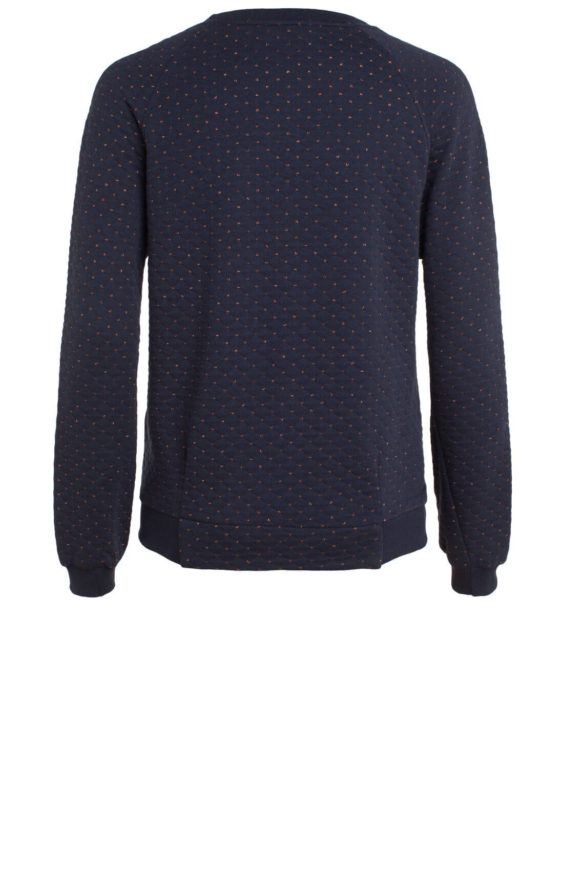 By-Bar Dames Jamy sweater Blauw