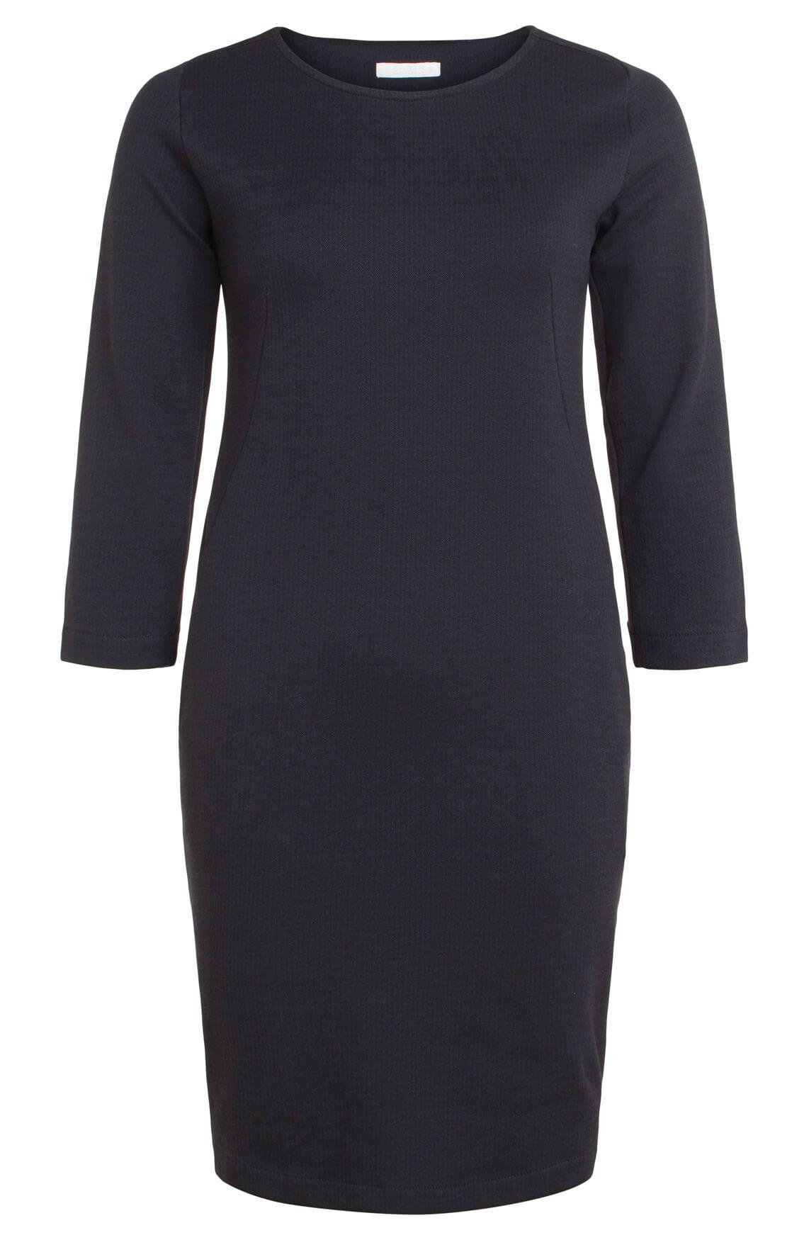 By-Bar Dames Zen gestreepte jurk Blauw