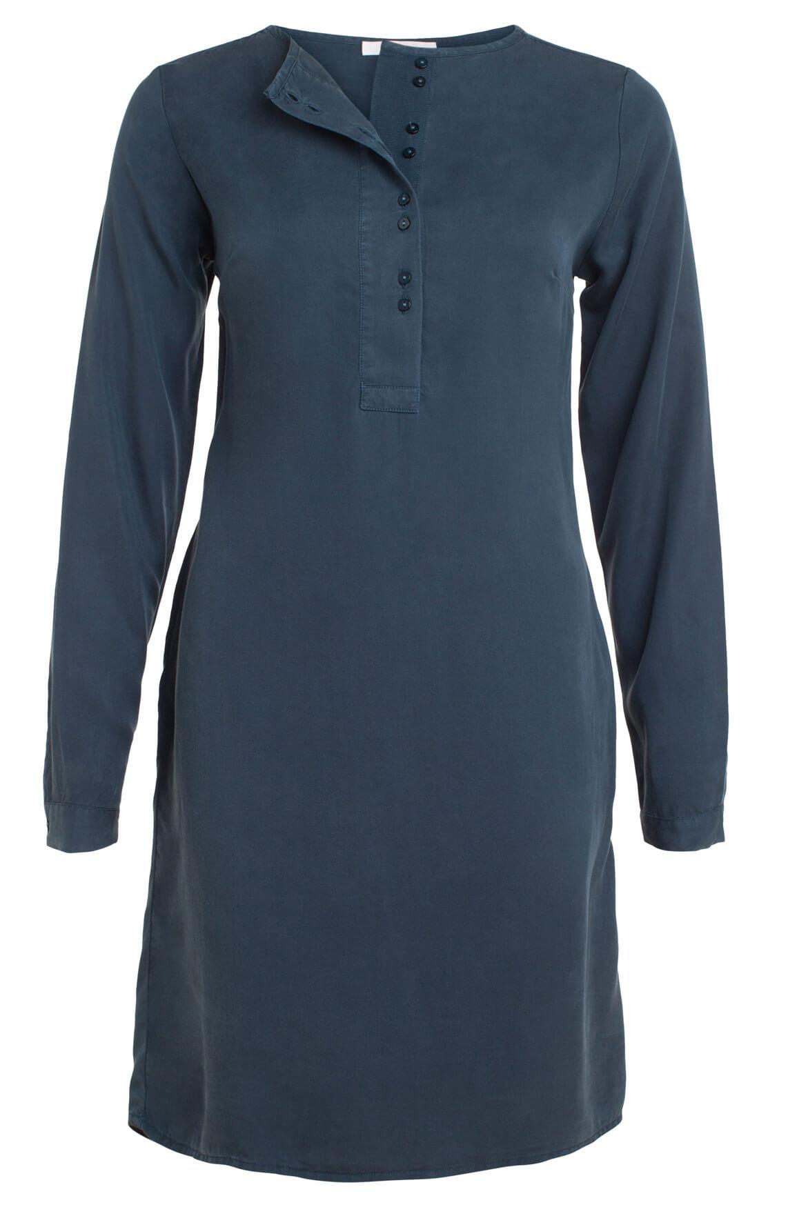 By-Bar Dames Feline jurk Blauw