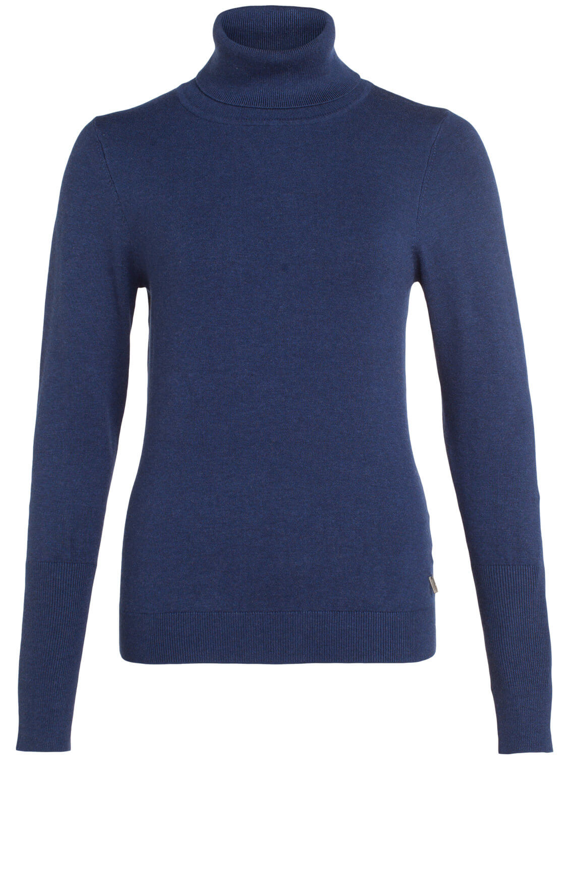 Anna Dames Pullover met col