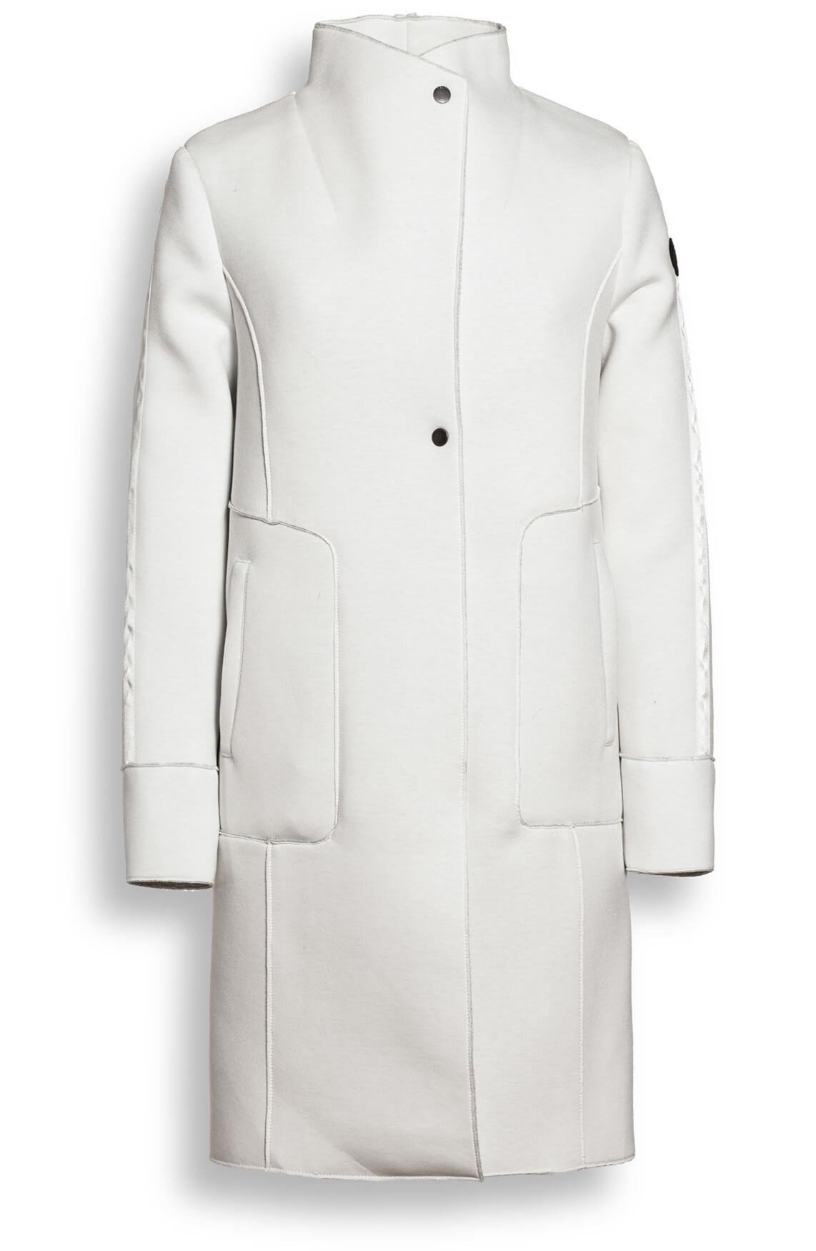 Reset Dames Lynn scuba zomerjas wit
