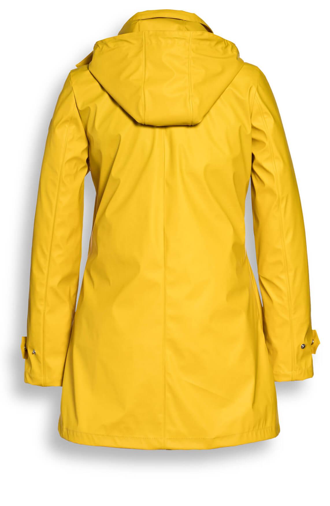 Beaumont Dames Regenjas geel