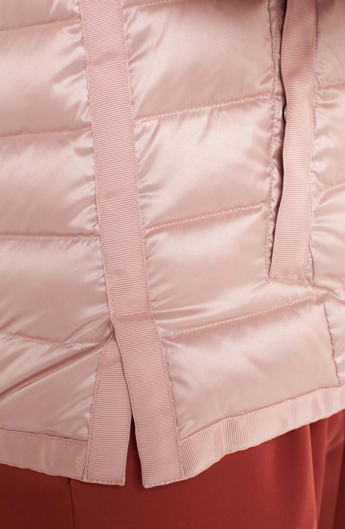 Beaumont Dames Korte donsjas roze